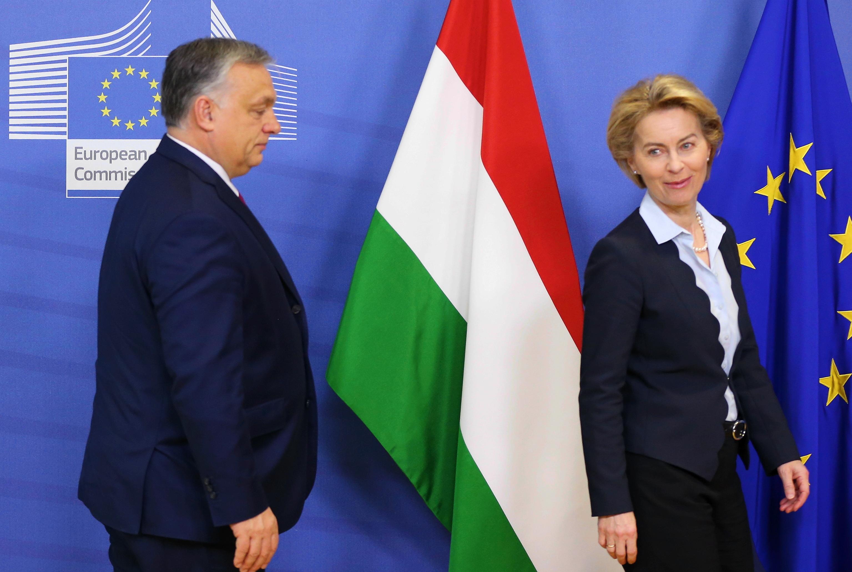 Orbán felszólította a Bizottság elnökét, hogy rúgja ki a jogállamisági biztost