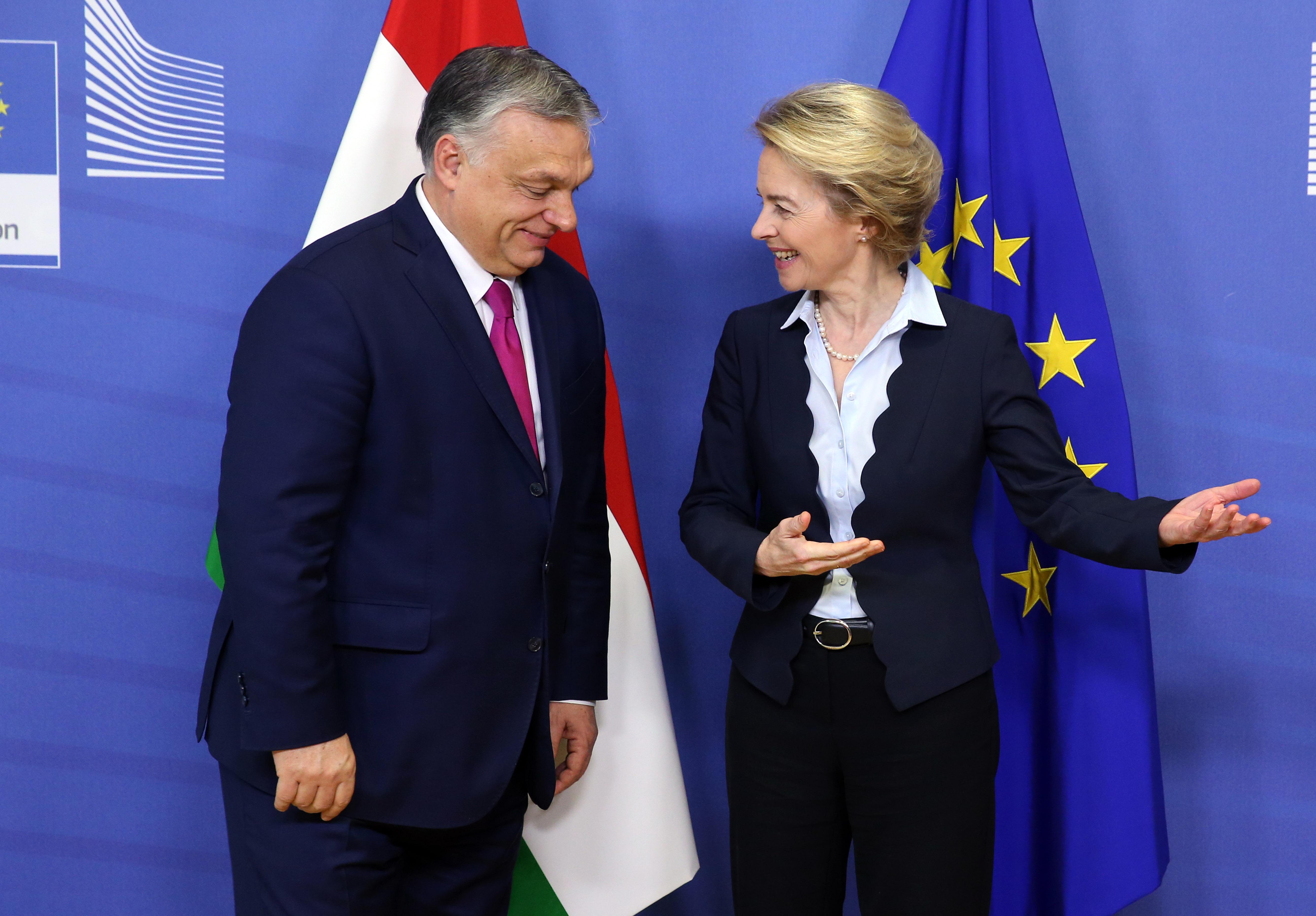 Eljárást indít a magyar kormány ellen az Európai Bizottság elnöke, ha a korlátozások átlépik a megengedett mértéket