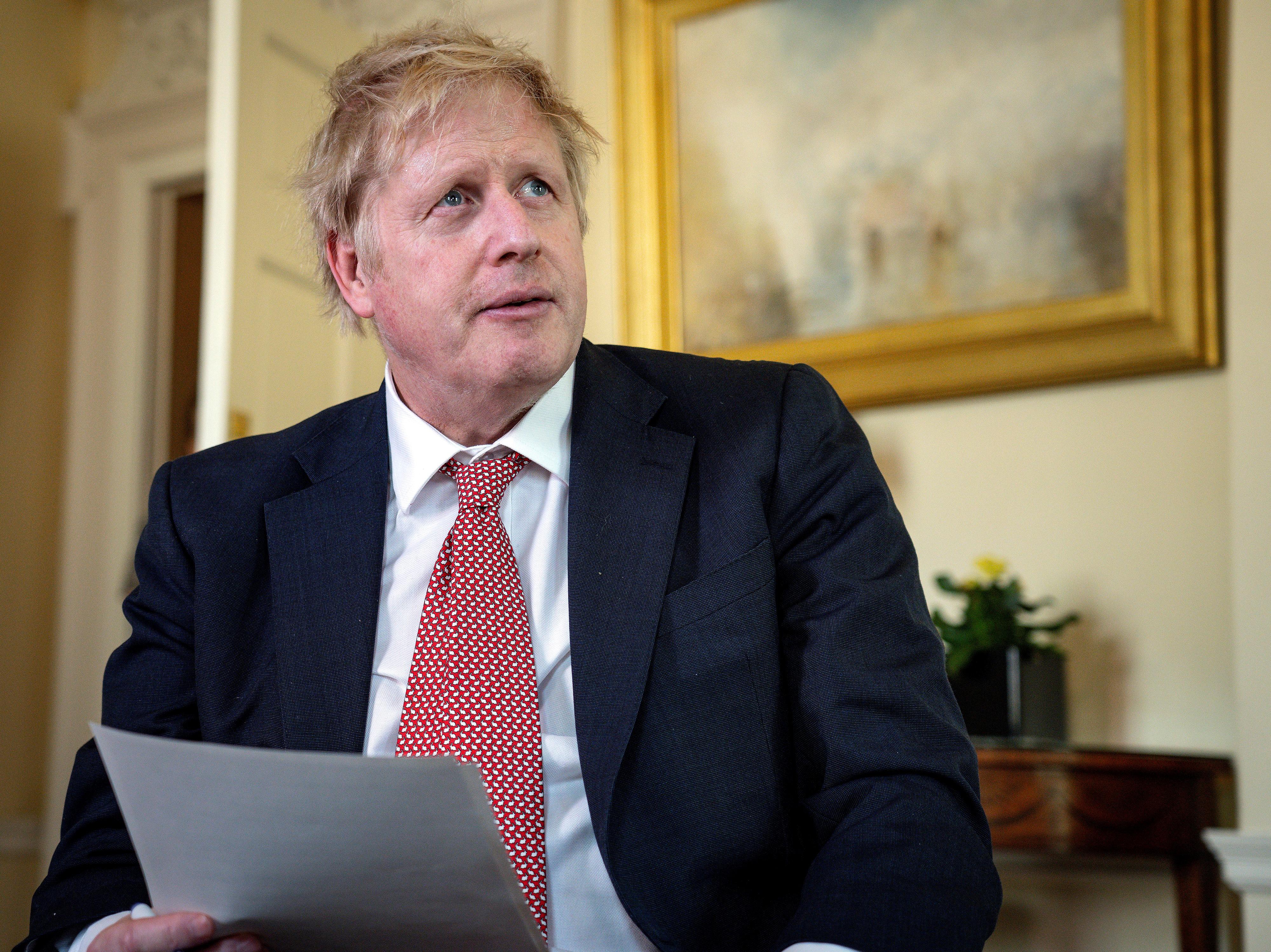 Olasz lapok szerint Boris Johnson titokban Olaszországban töltött egy hétvégét