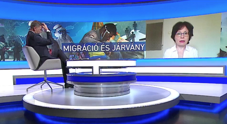 Századvég-intézet: Illegálisan hagyják el Európát az illegálisan érkezett bevándorlók