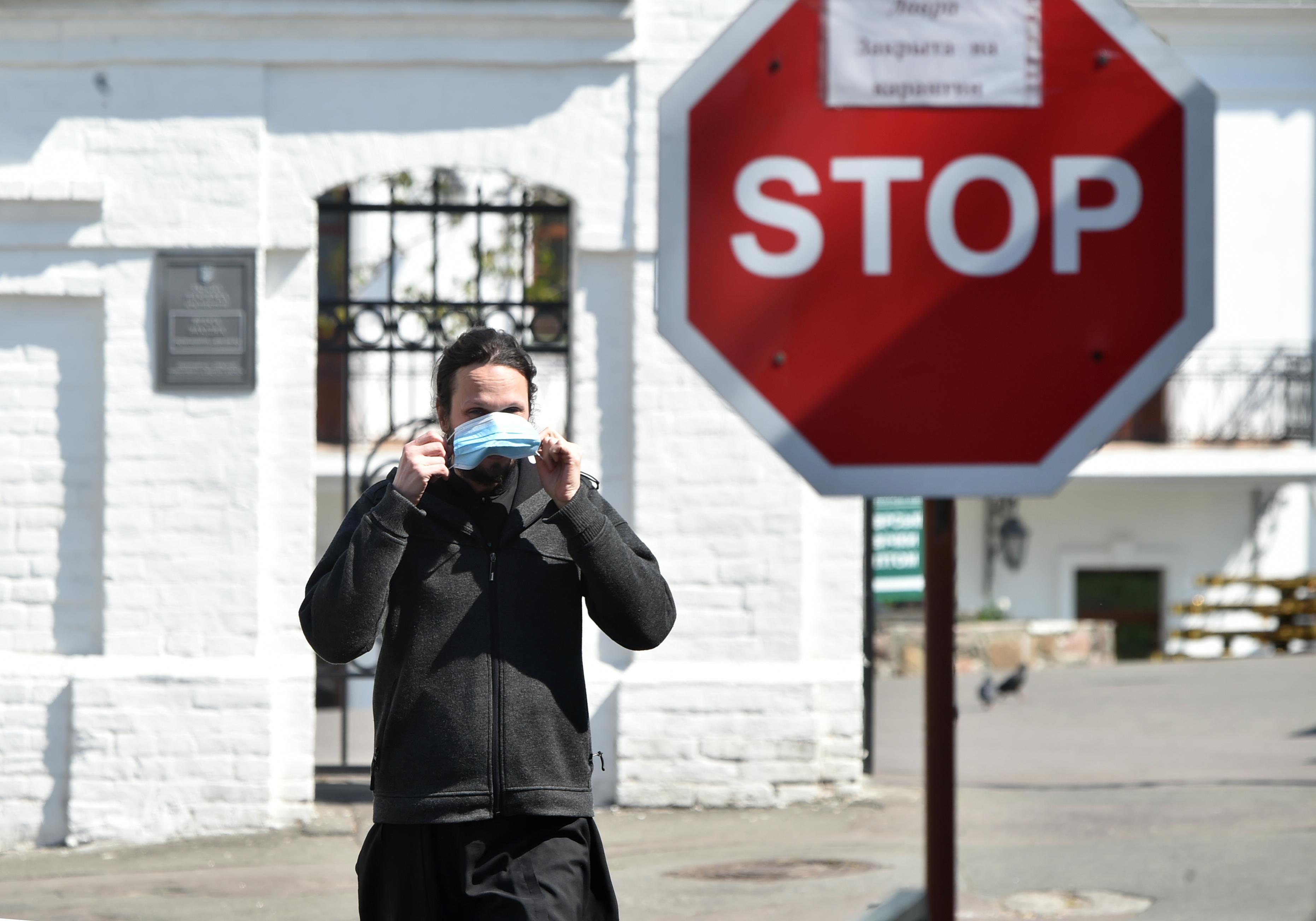 Kiugróan sok új fertőzöttet regisztráltak Ukrajnában az elmúlt 24 órában