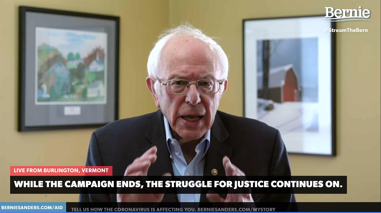 Bernie Sanders: Felelőtlenség nem támogatni Joe Bident