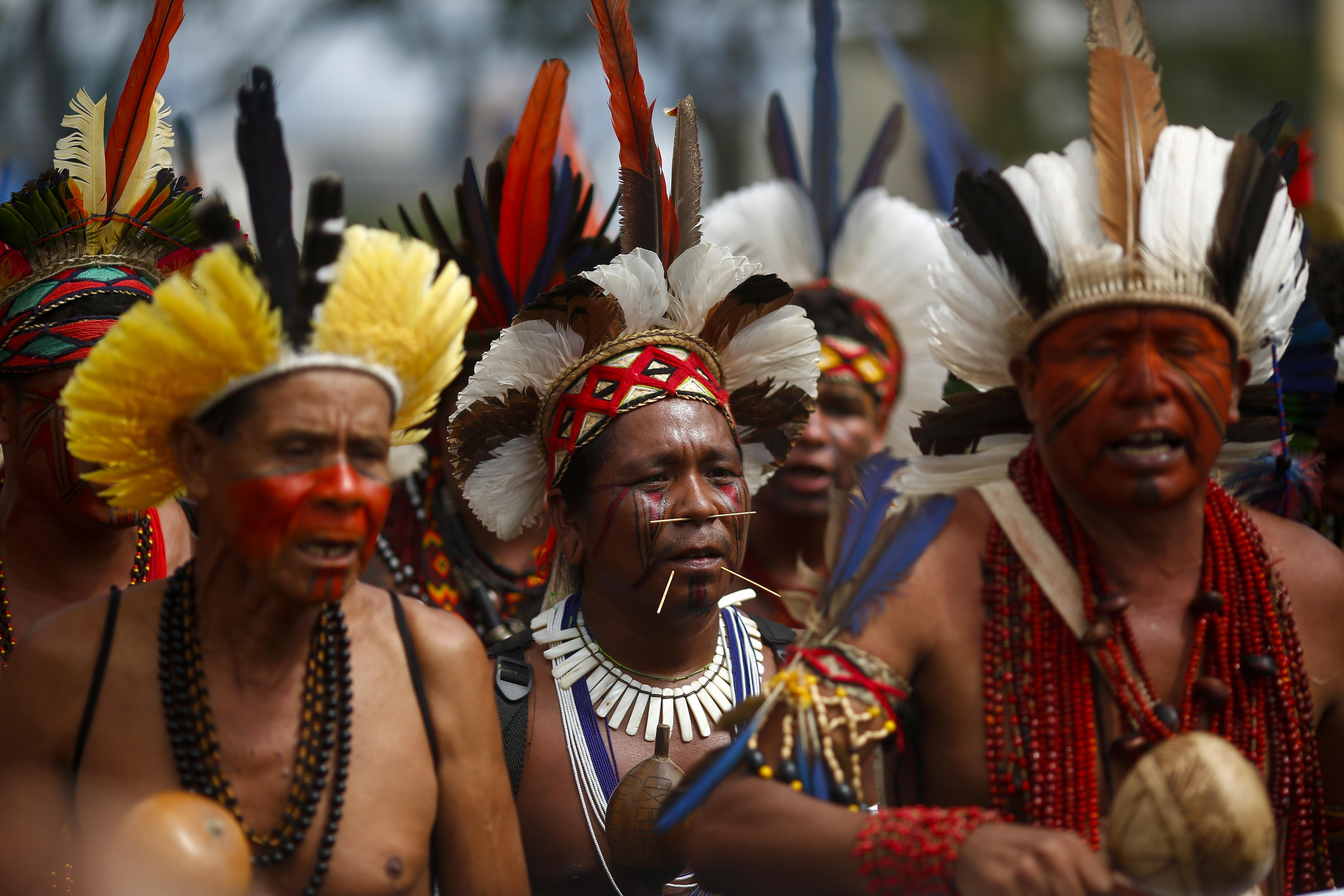 Bíróság tiltotta ki a keresztény hittérítőket a brazil esőerdőkből