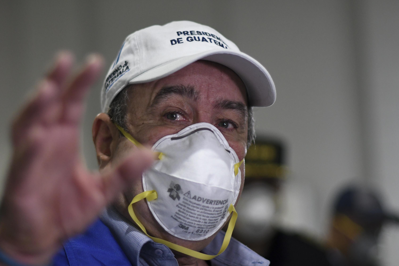 Az USA koronavírusos fertőzötteket deportált Guatemalába