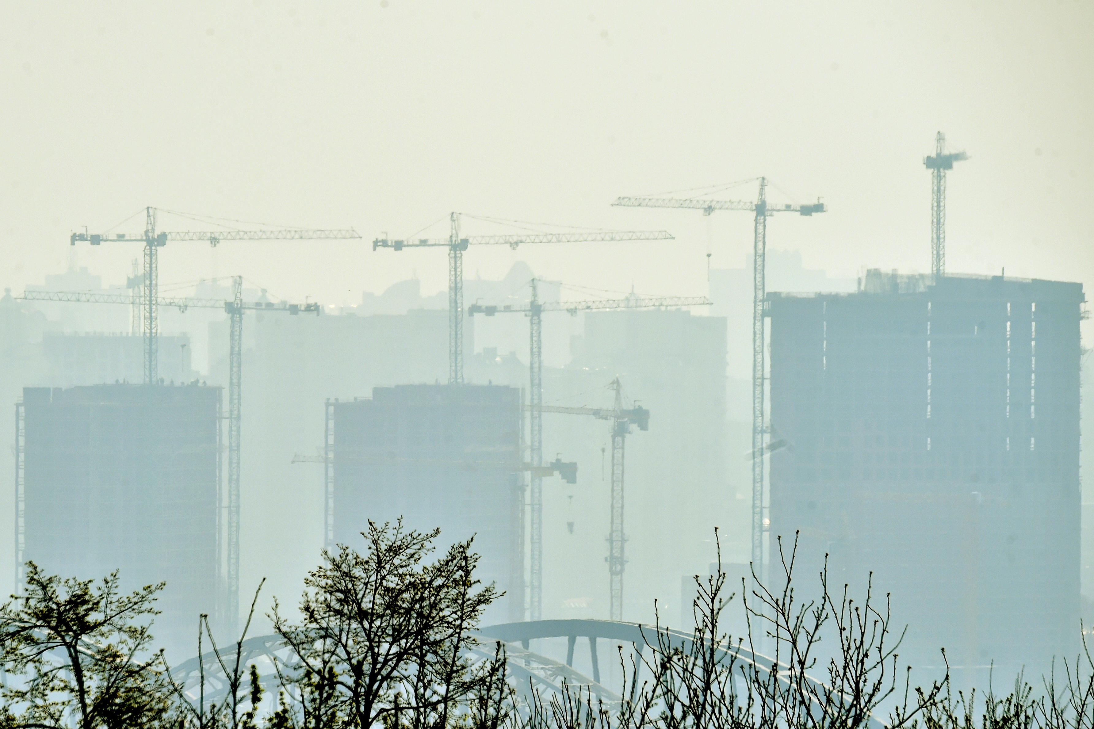 A csernobili tüzek miatt Kijev a leszennyezettebb levegőjű város a világon