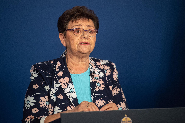 Müller Cecília: Már szinte minden koronavírusos megbetegedést a brit variáns okoz az országban