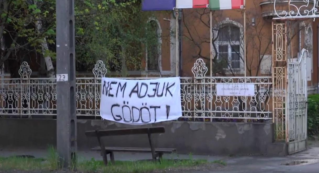 Az Alkotmánybírósághoz fordul Göd polgármestere az elcsatolt területek miatt