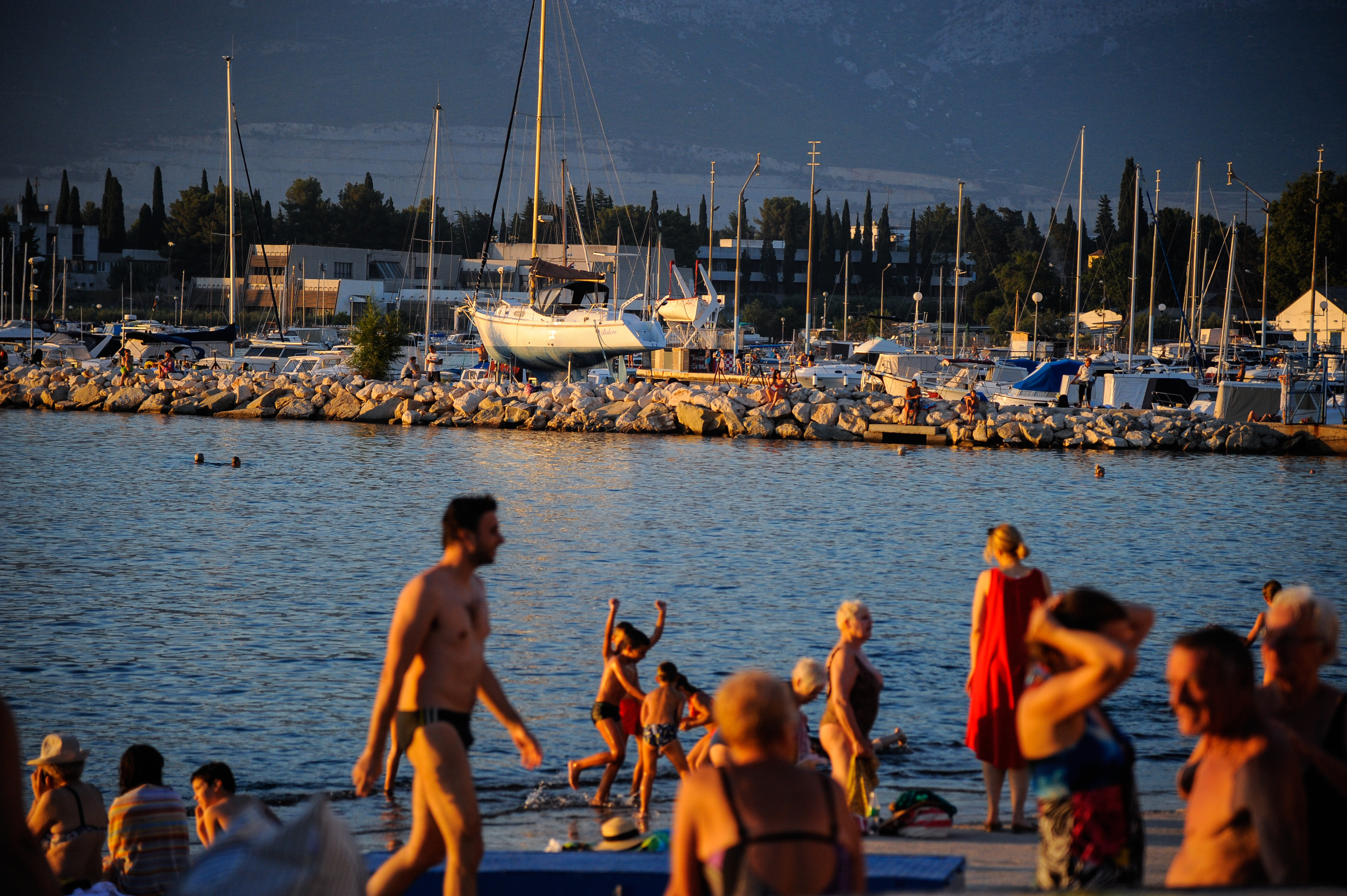 Horvátország külön folyosót nyitna, hogy a turisták eljussanak a tengerparthoz