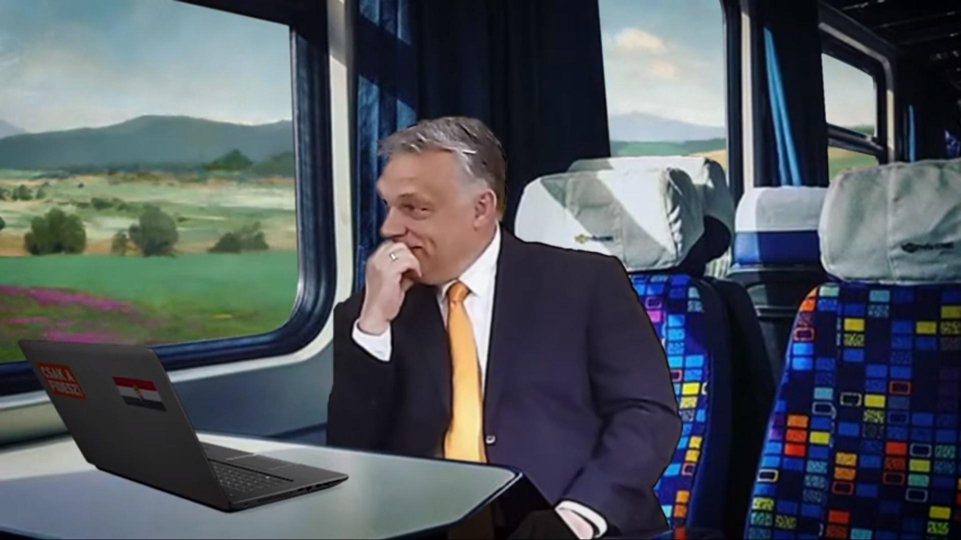 Itt az Orbánwave: a szentendrei Fidelitas 1 órás agymosó mixet készített Orbán-idézetekből