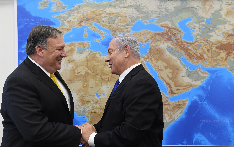 Pompeo szerint az izraeli kormány ügye, hogy bekebelezik-e a ciszjordániai telepeket