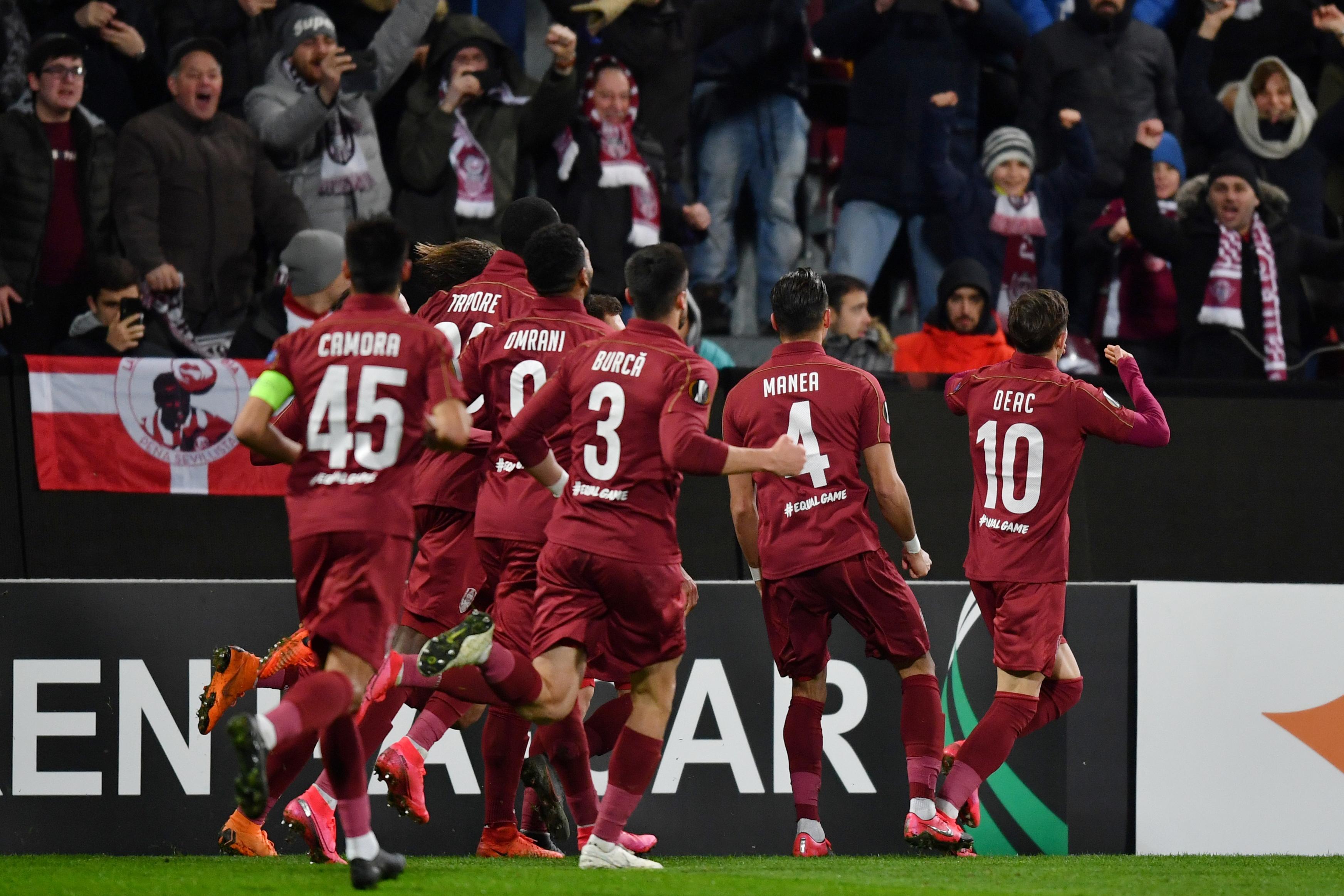 Törökországban fejeznék be a román bajnokságot
