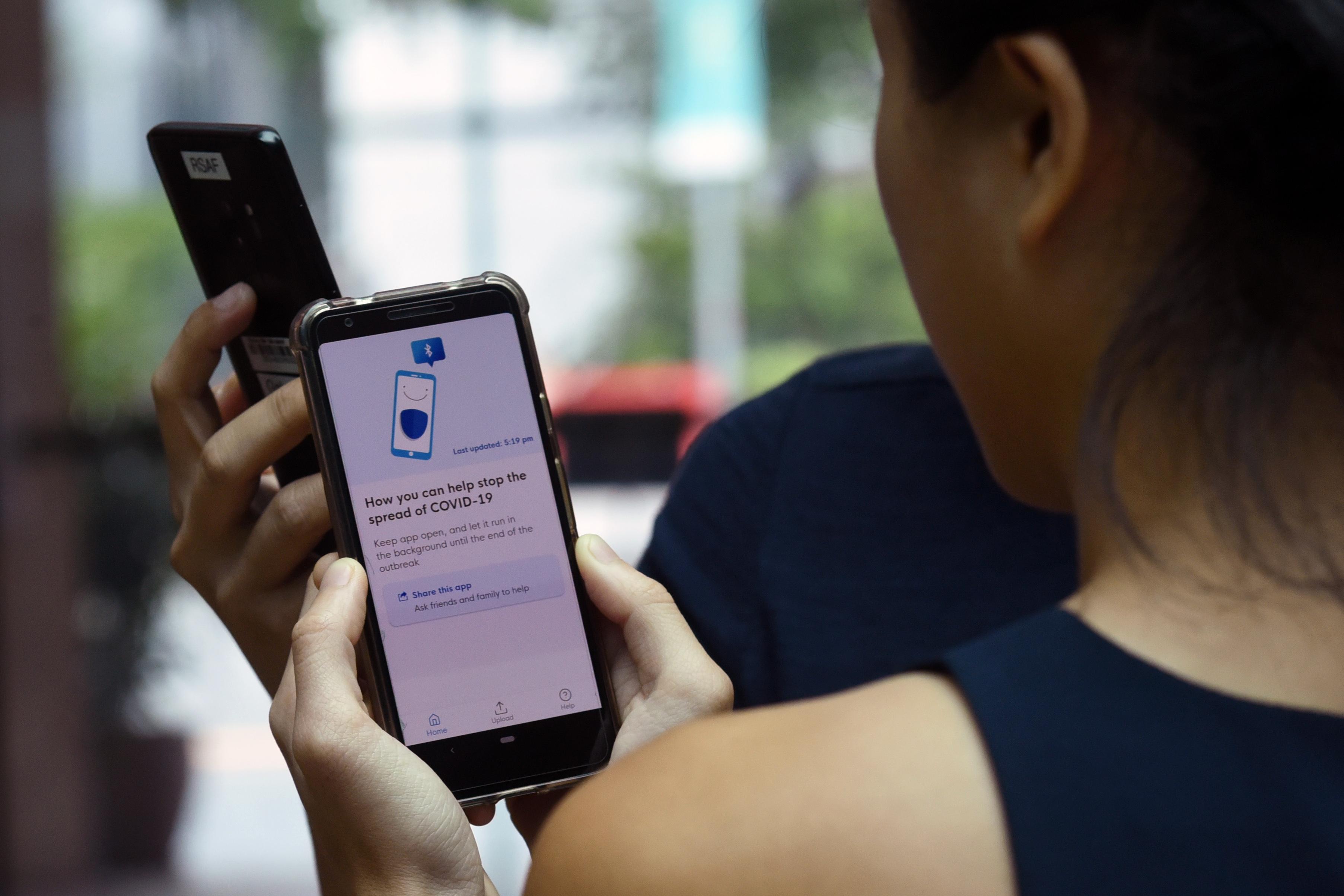 Egymillió ausztrál máris letöltötte a kormányzati nyomkövető alkalmazást