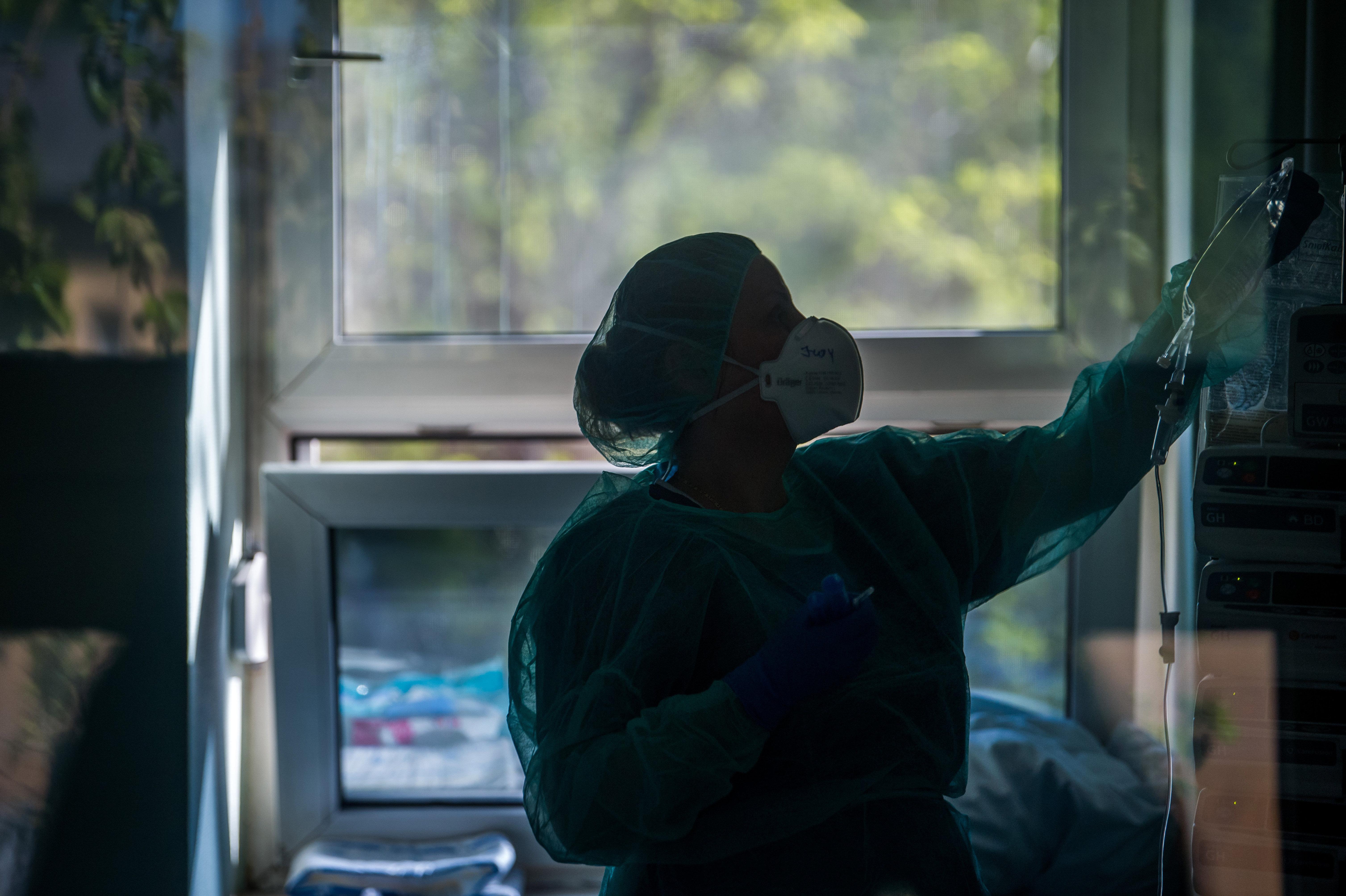 15 fertőzöttet találtak egy zalaegerszegi idősotthonban