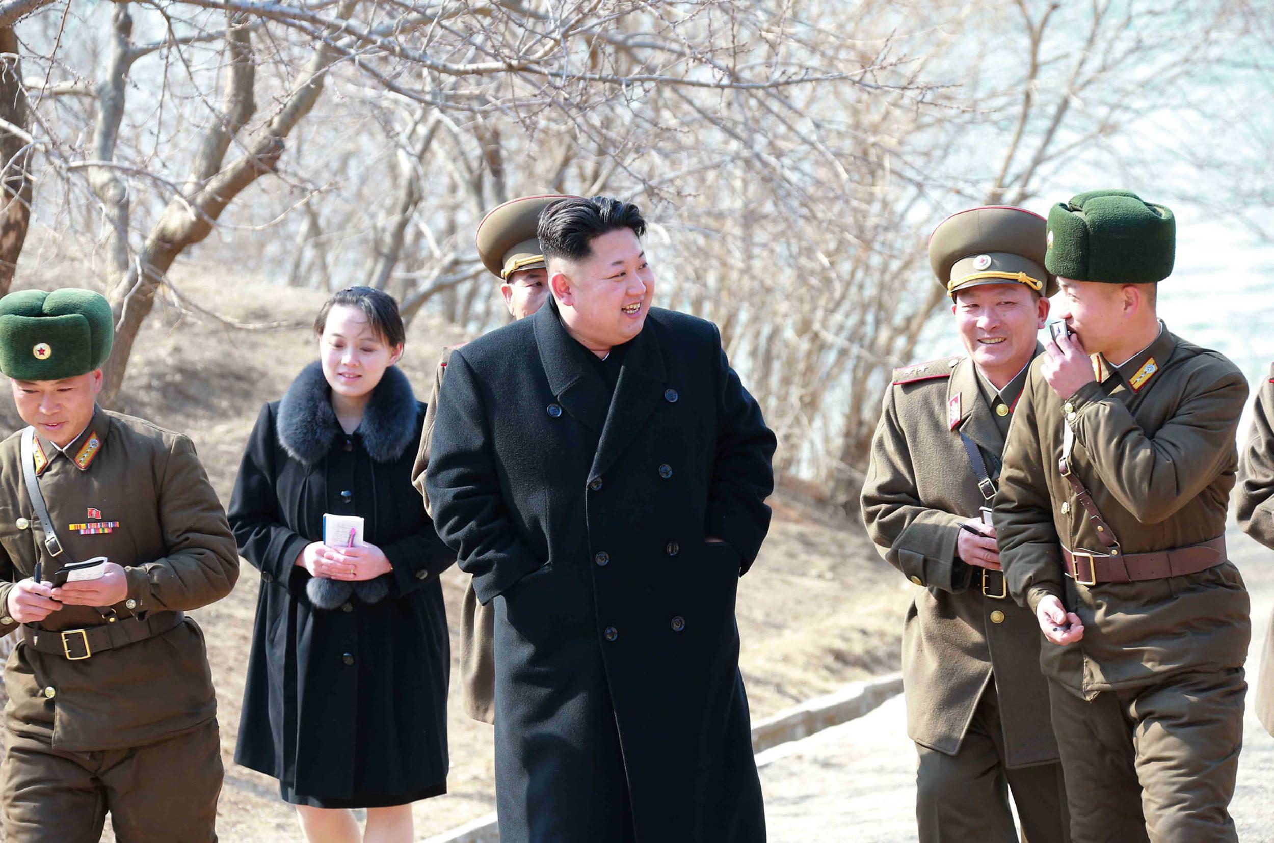 Kim Dzsongun levelet írt Putyinnak