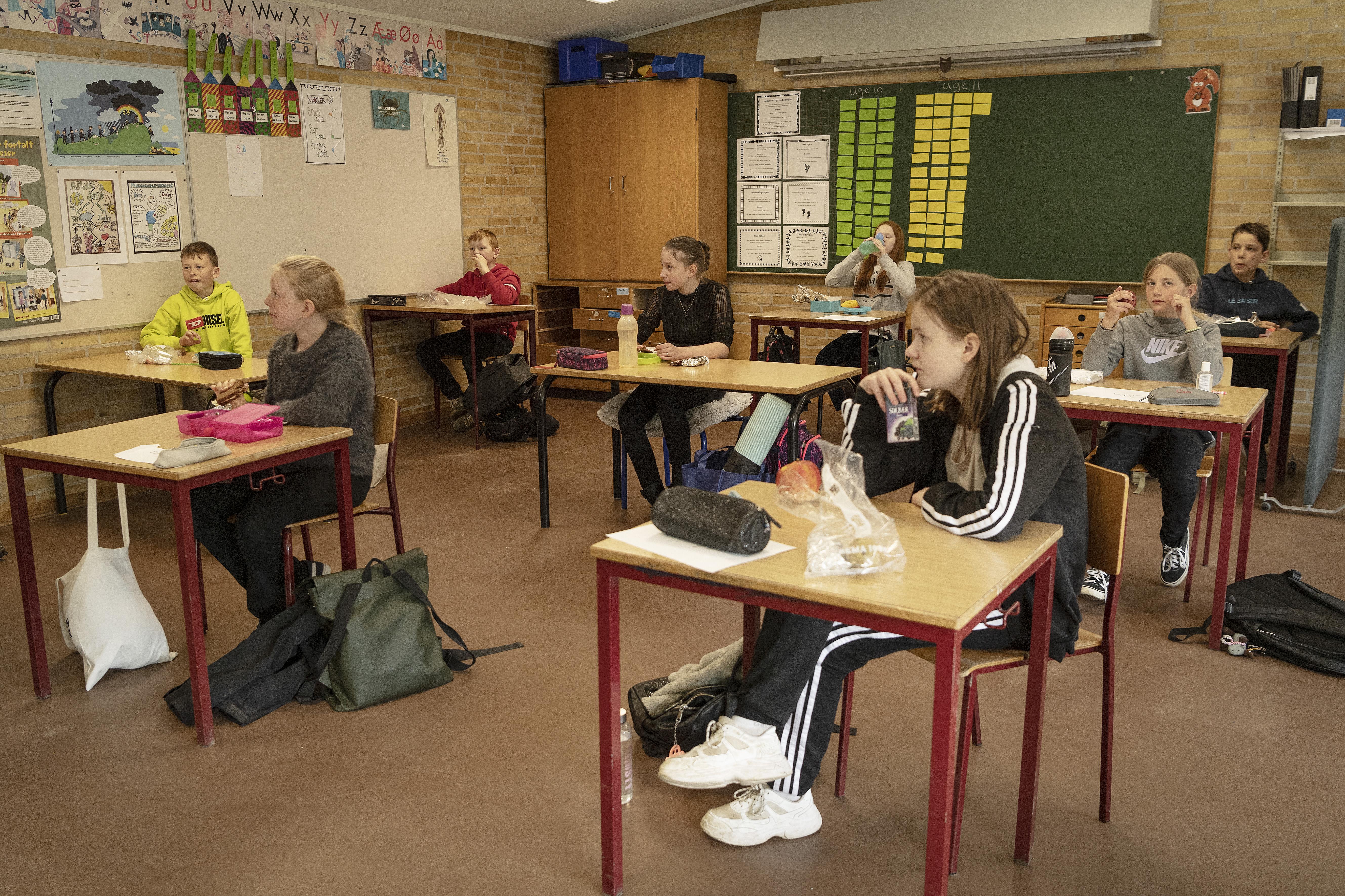 Nem terjed gyorsabban a koronavírus az iskolák megnyitása miatt Finnországban