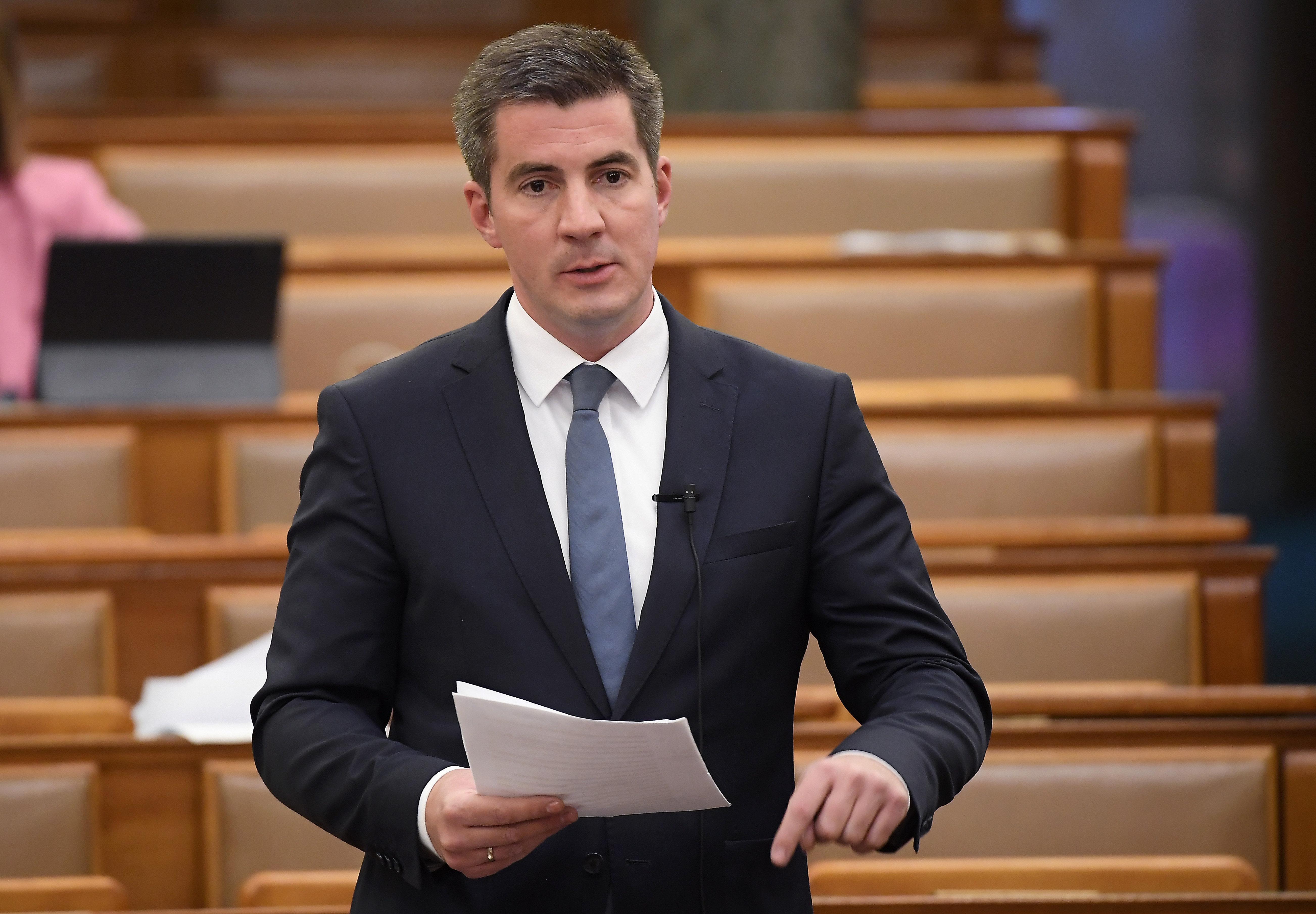 Kocsis Máté nem lesz egyéni képviselőjelölt 2022-ben