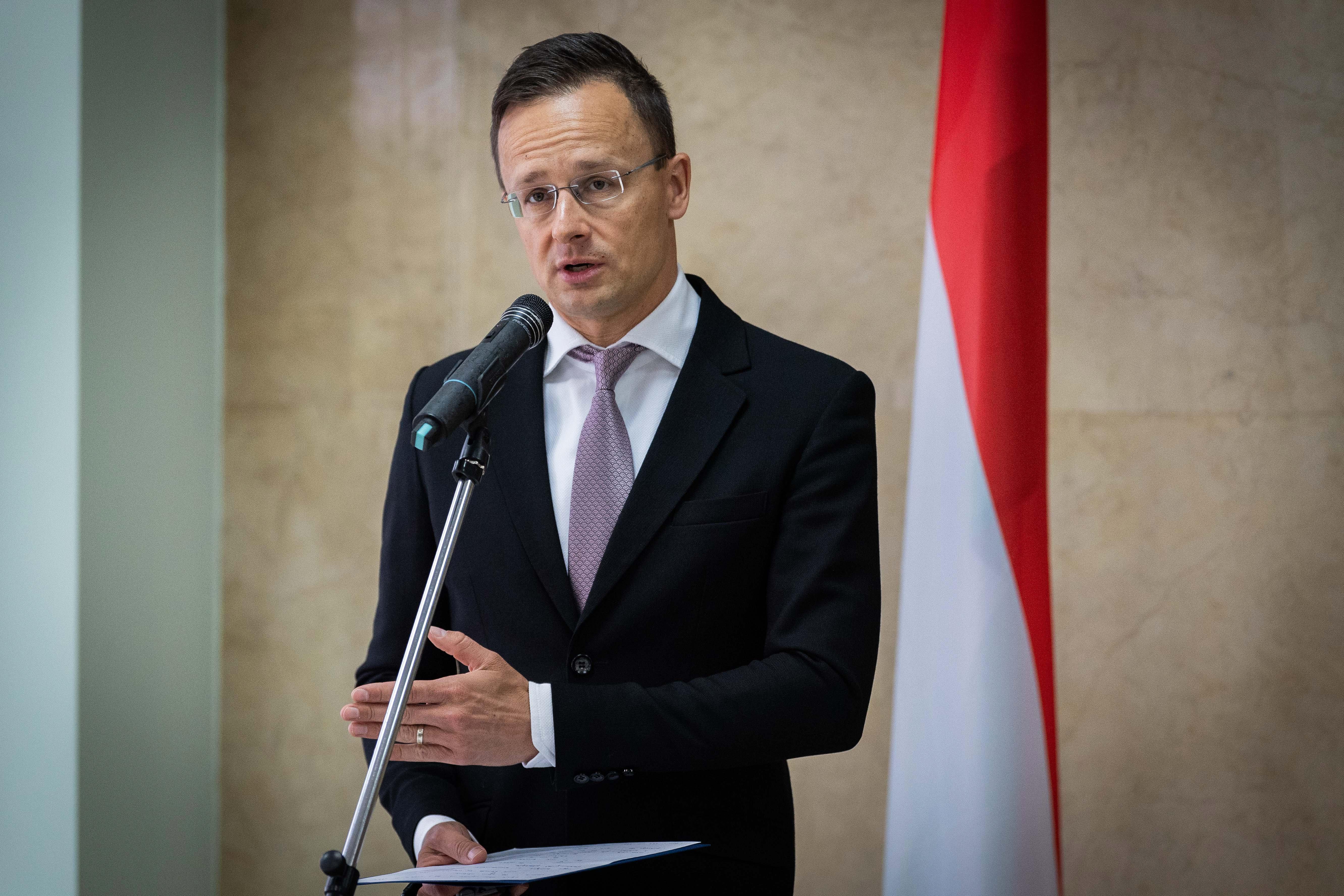Szijjártó levelet írt a dán, a finn, az izlandi, a norvég és a svéd külügyminiszternek