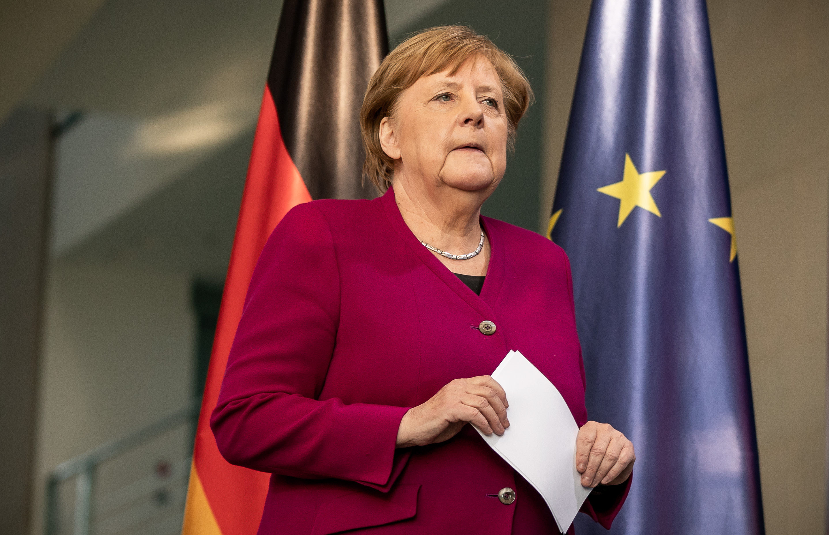A német kormány a háború utáni legnagyobb gazdasági visszaeséssel számol