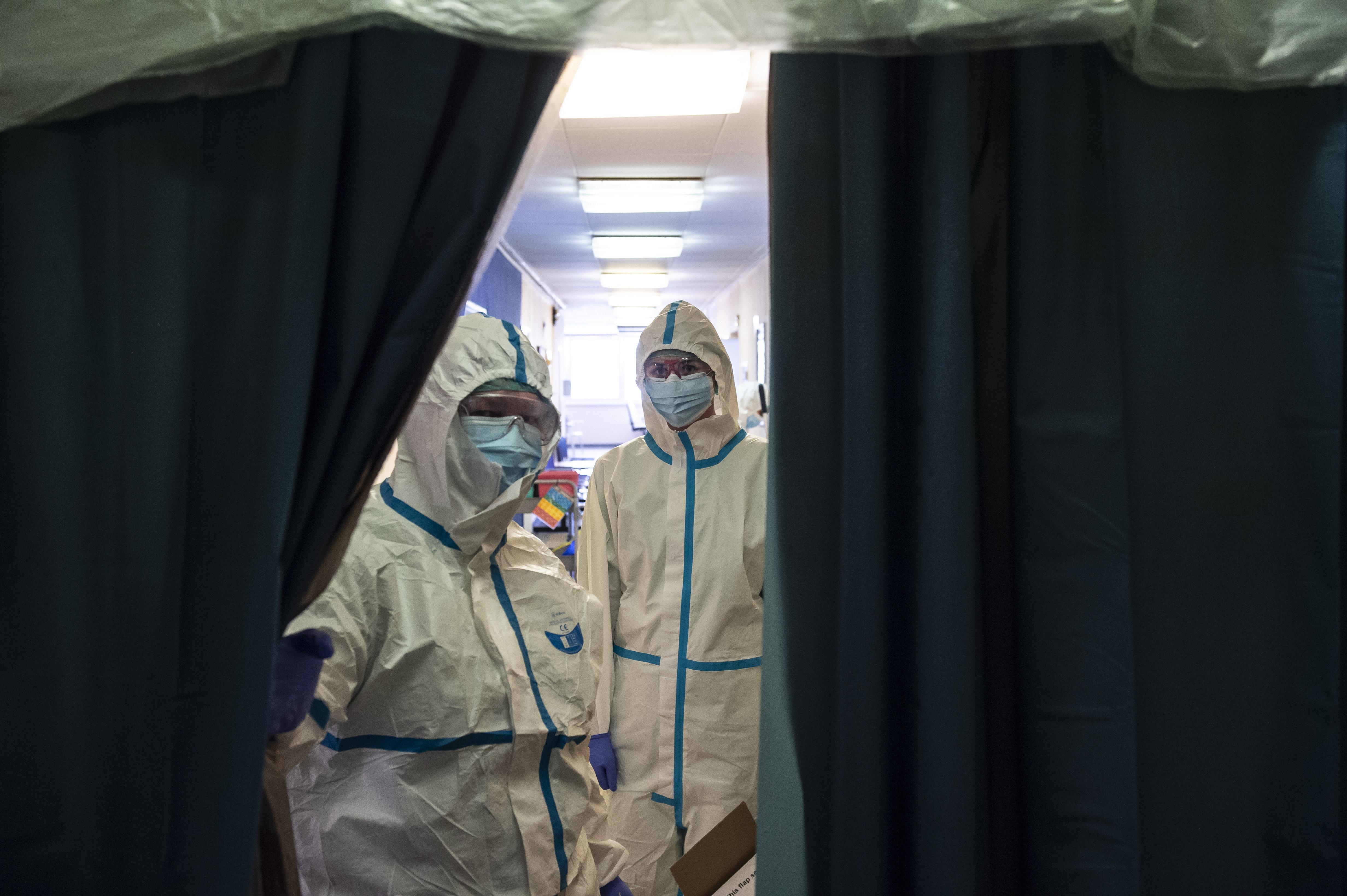 Az egészségügyi szakdolgozói kamara szerint kimondható, hogy a kórházak túl vannak terhelve