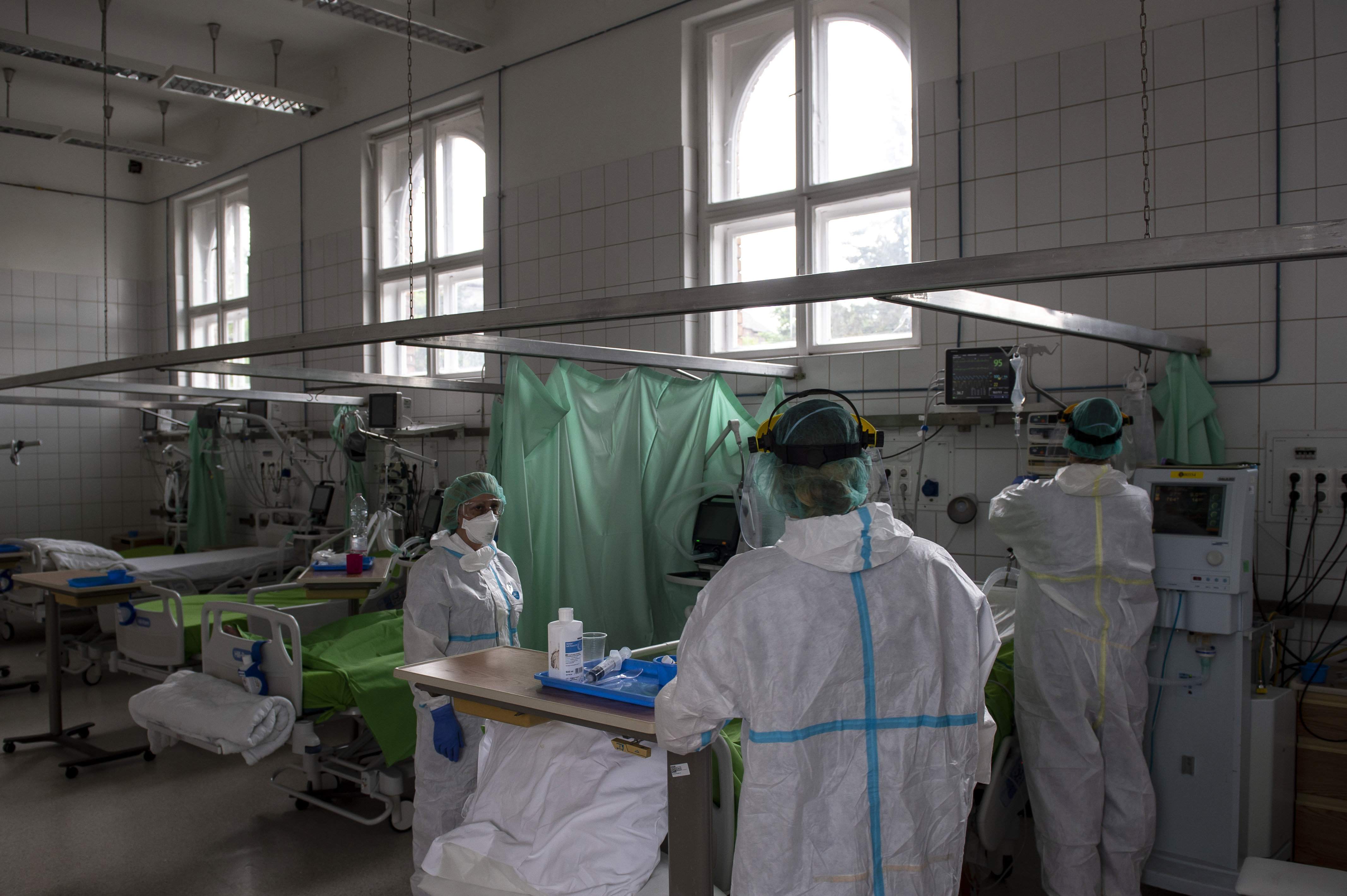 Posztcovid-ambulanciákat hozhatnak létre a kórházakban