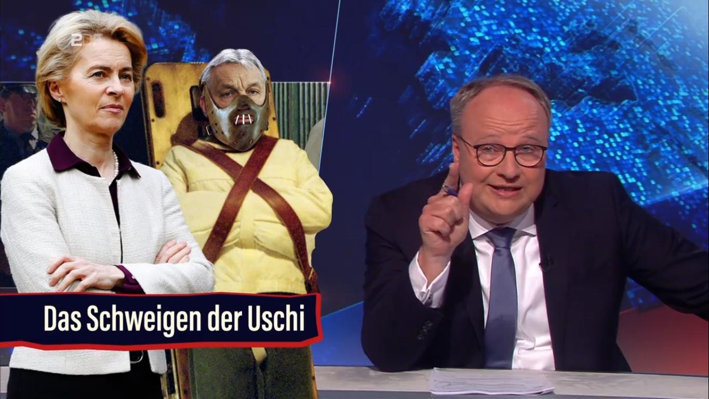 A ZDF Hannibal Lecterként ábrázolta Orbán Viktort, Kovács Zoltán kiborult