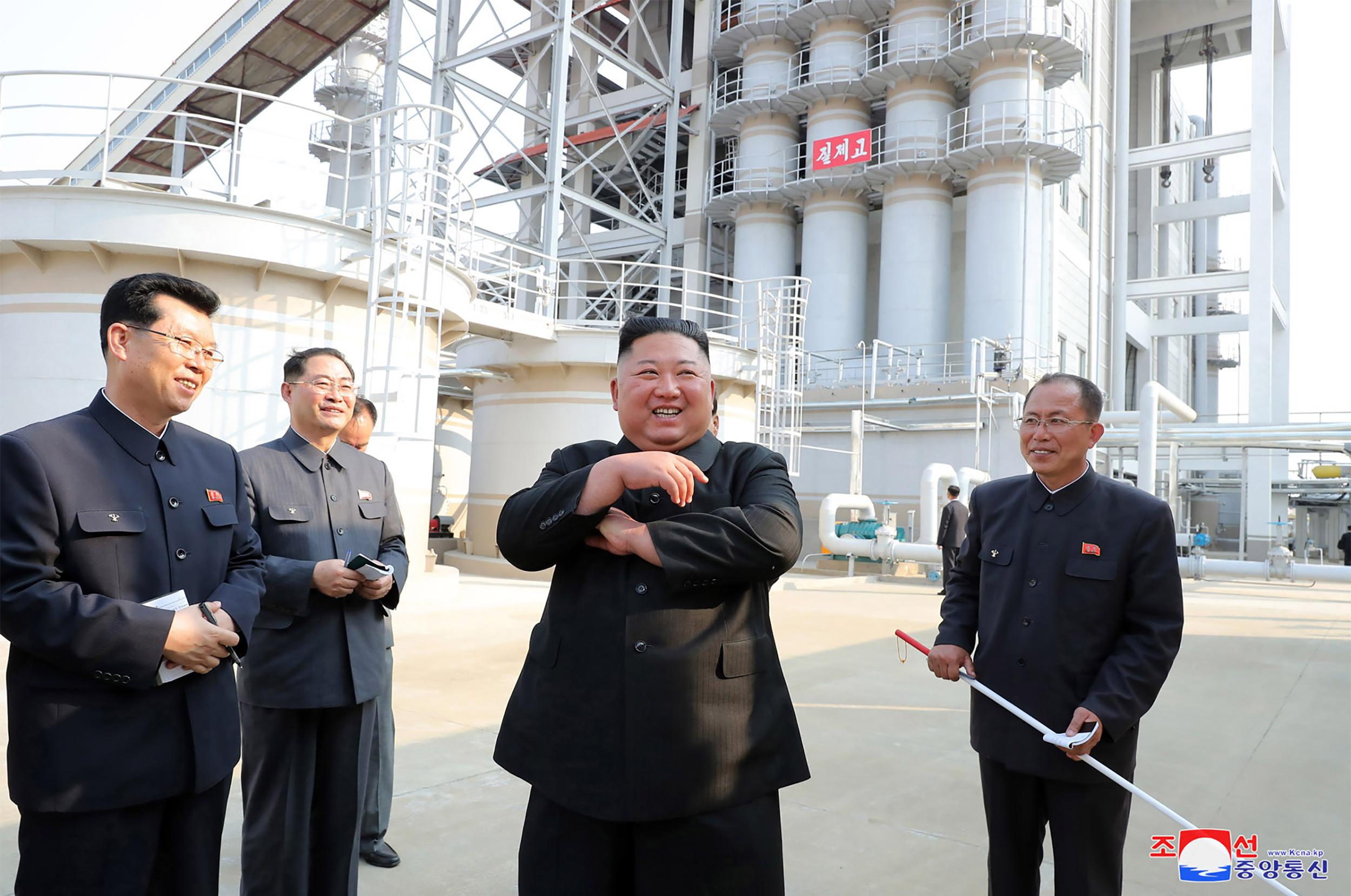 Dél-Korea szerint Kim Dzsongun nem esett át semmilyen műtéten