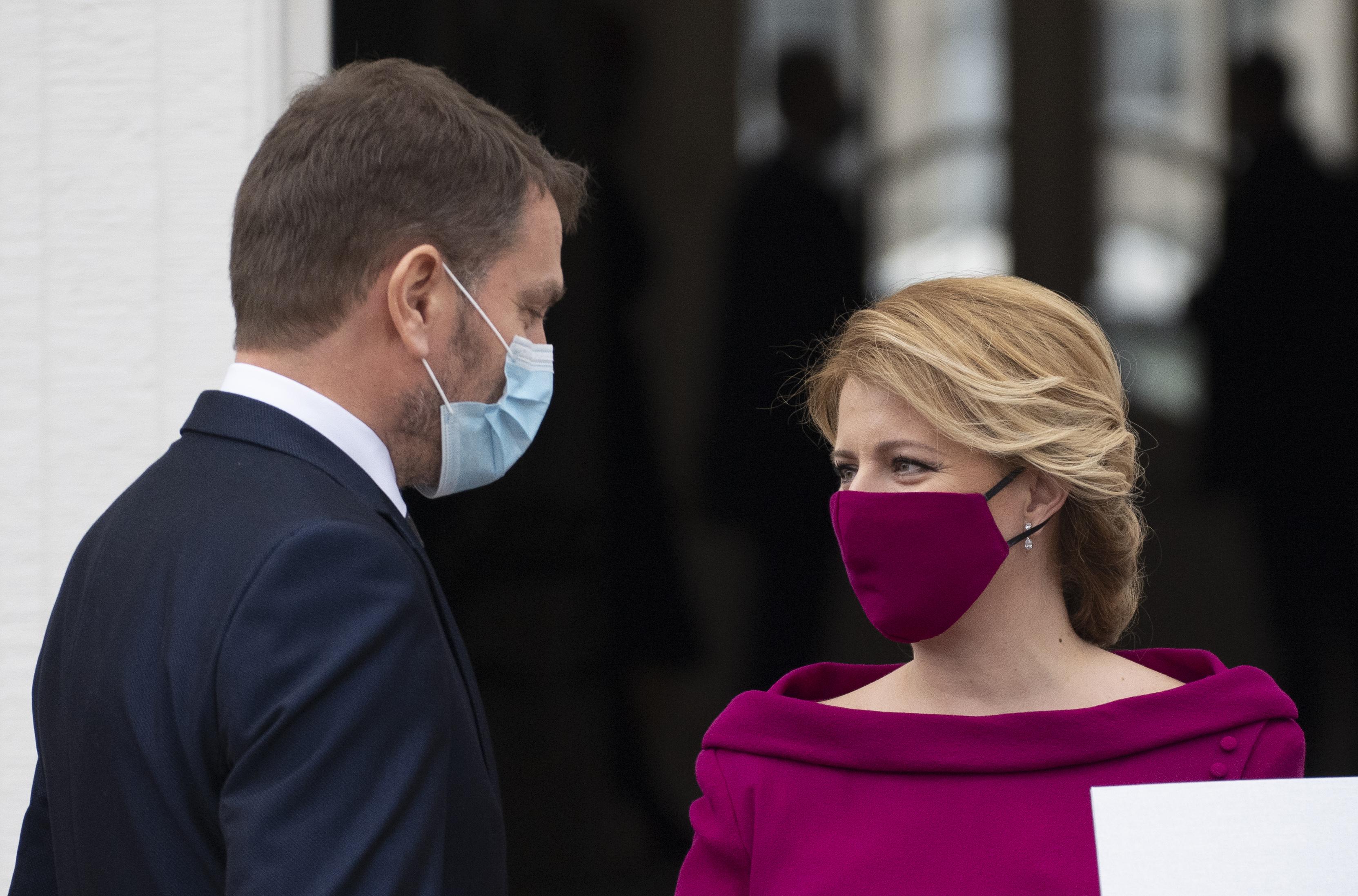 A szlovák államfő megköszönte az újságíróknak, hogy azt is nyilvánosságra hozzák, amiről sokan nem akarnak tudni