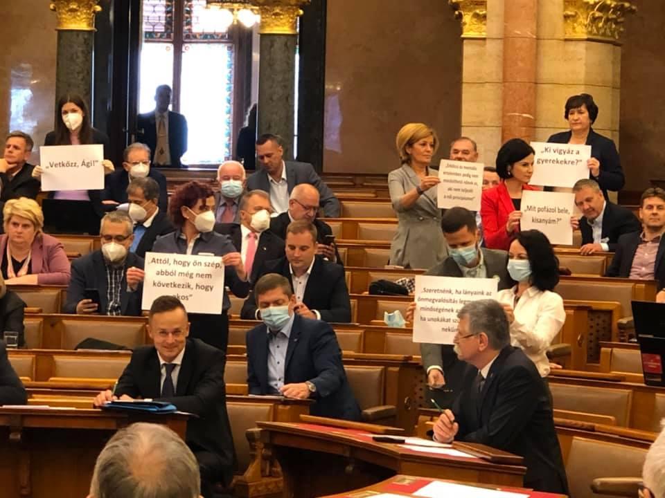 Mondvacsinált okkal utasította el a kormány az Isztambuli Egyezményt