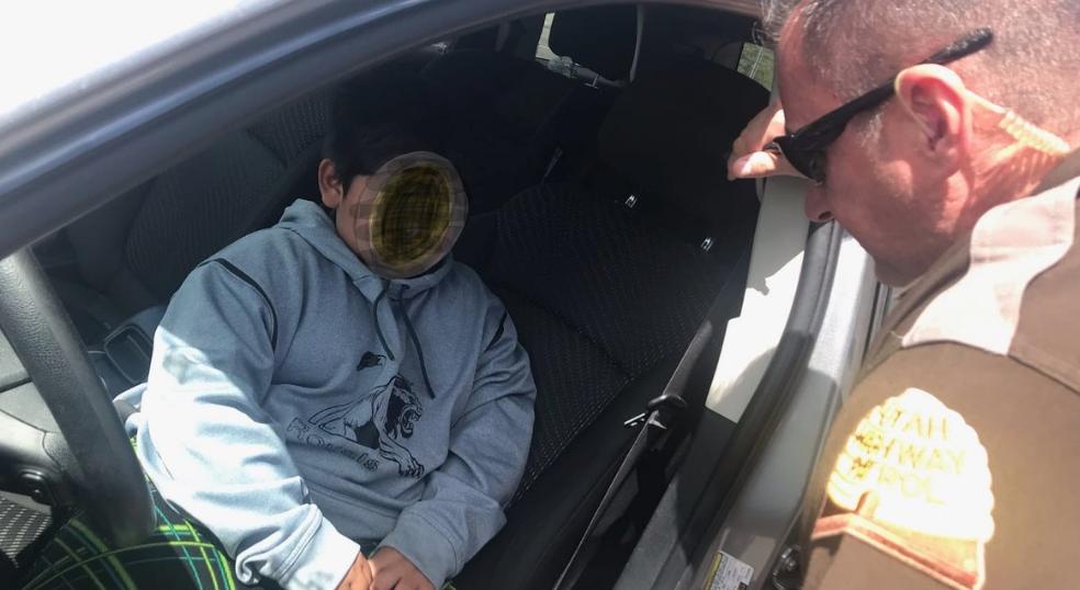Elkötötte a családi verdát az ötéves kisfiú, és nekivágott a városnak, hogy vegyen magának egy Lamborghinit