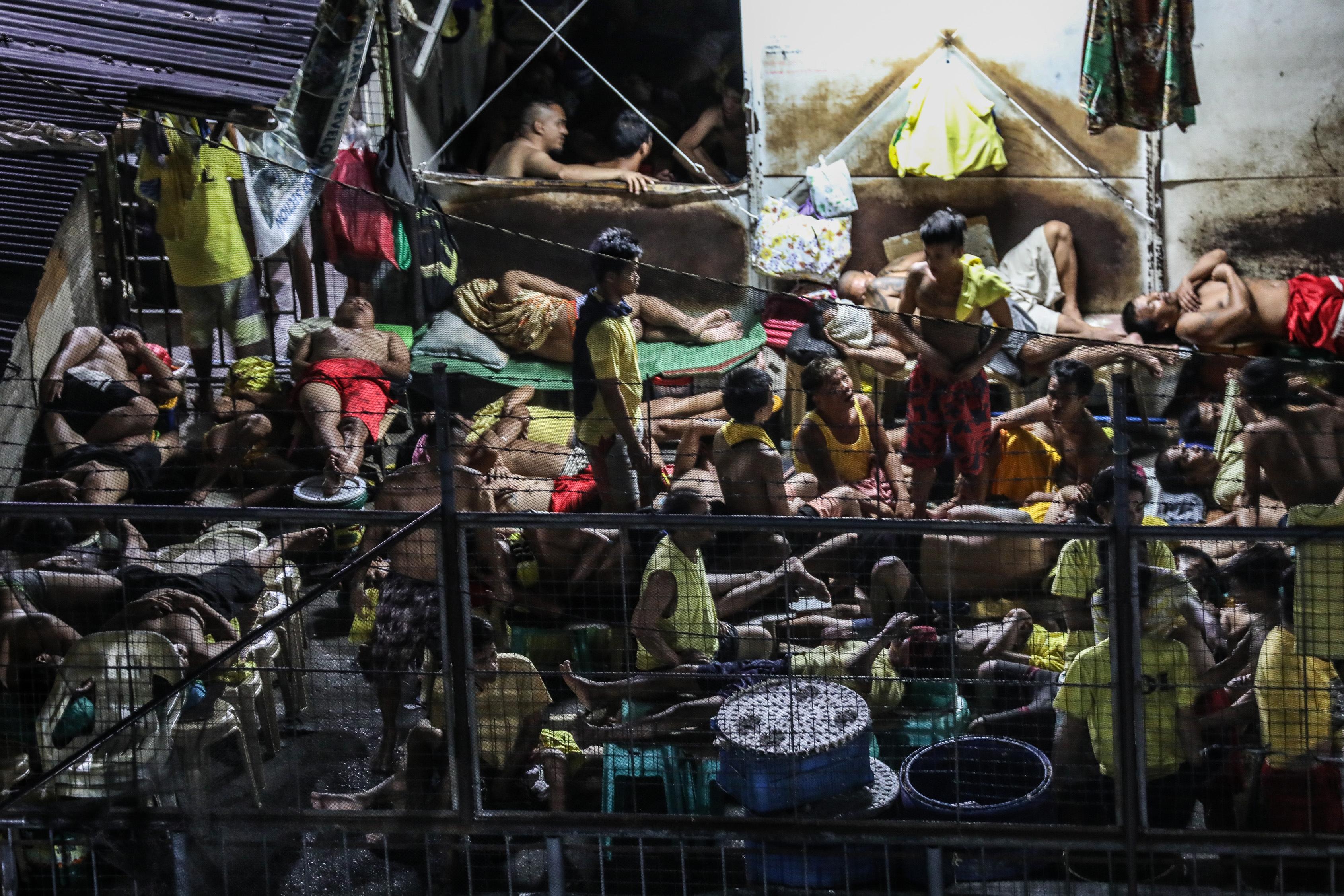 10 ezer rabot engednek szabadon a Fülöp-szigeteken a járvány miatt