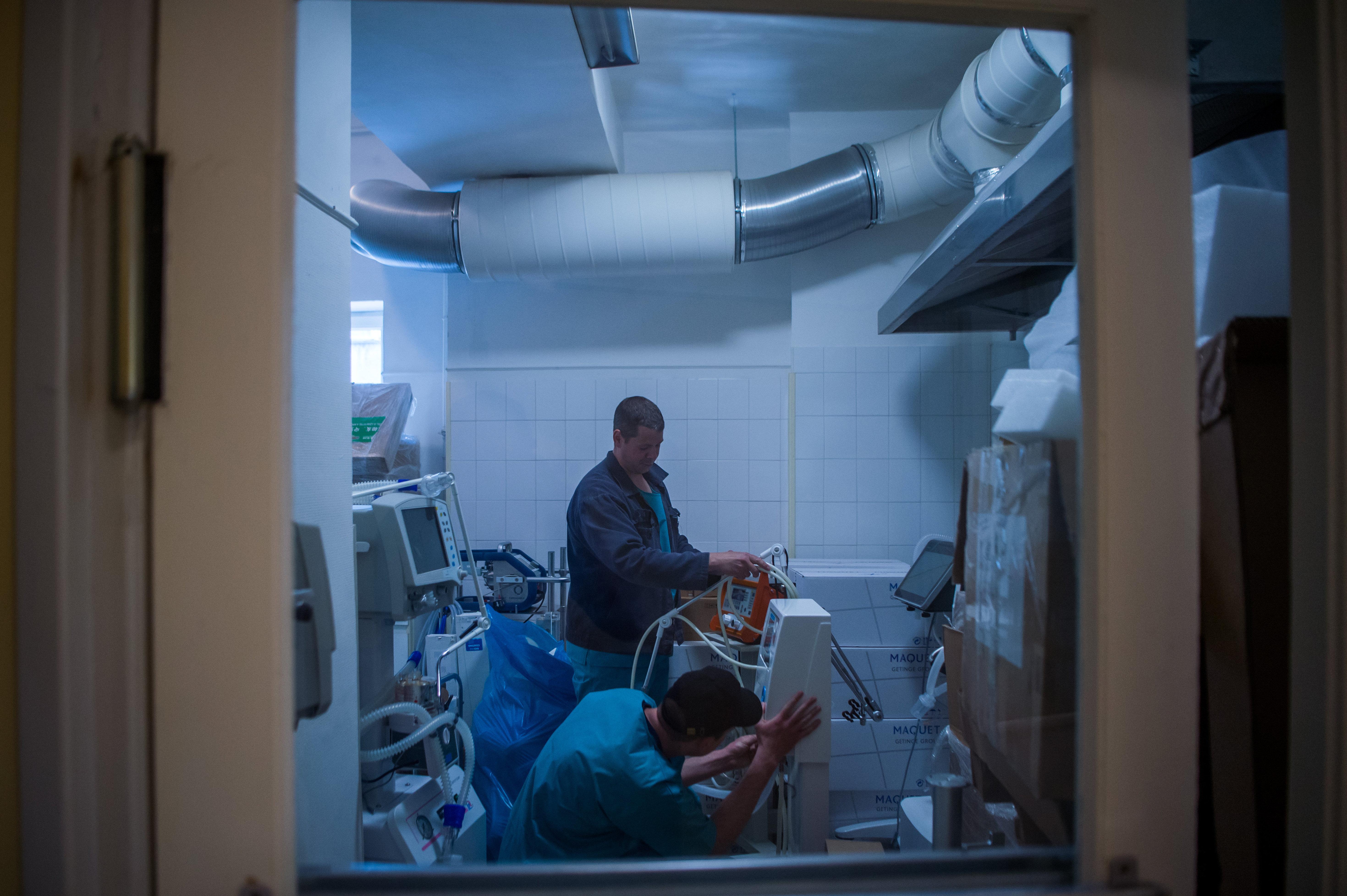 Kásler újabb Covid-kórházakat jelölt ki