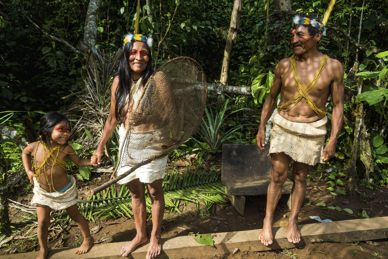 Olajszennyezés miatt perelnek az ecuadori* őslakosok
