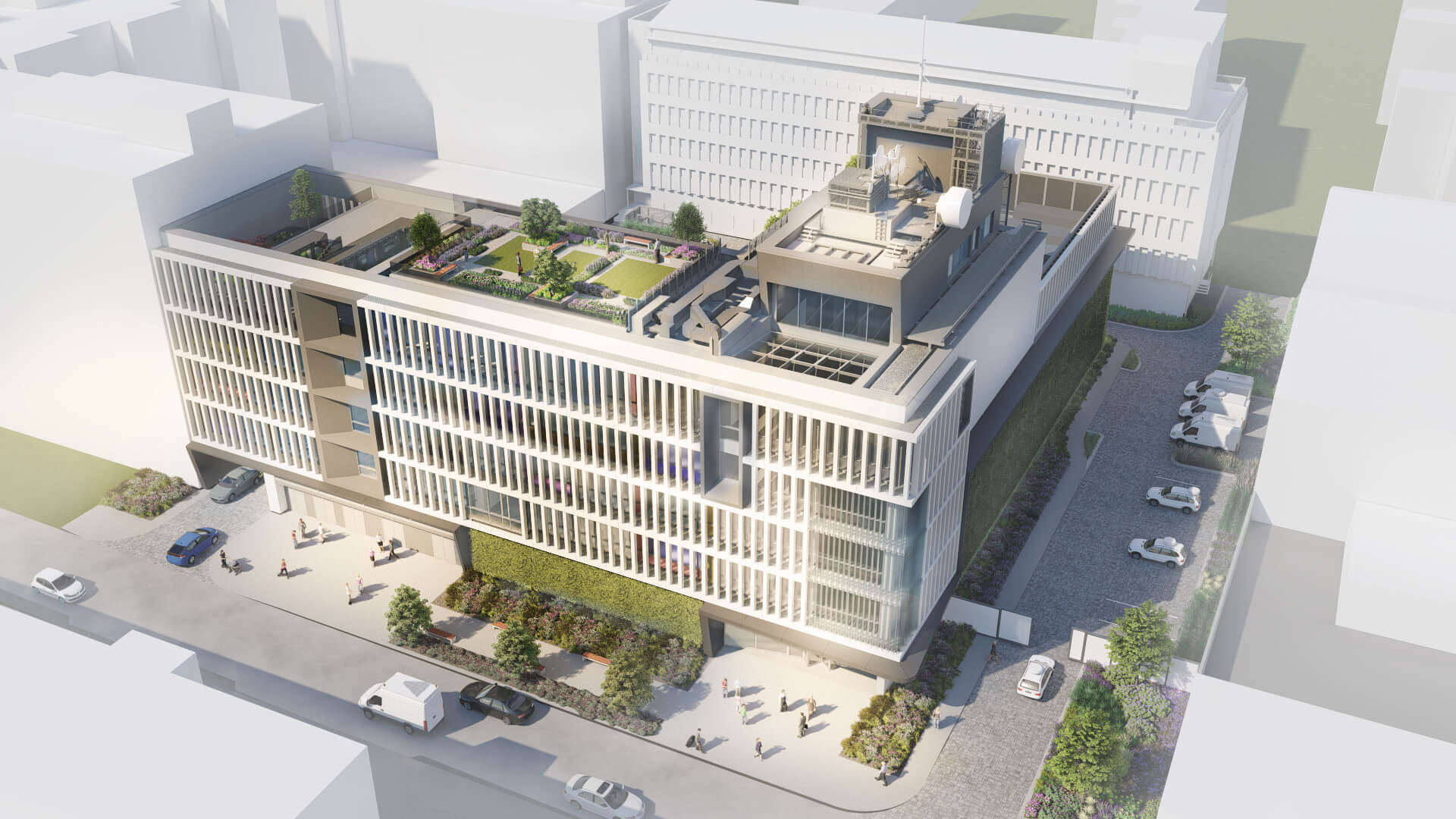 15,9 milliárdból épülhet fel az NMHH új mérőlaborja és szerverközpontja