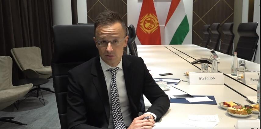 A kormány stratégiai megállapodást köt Kirgizisztánnal