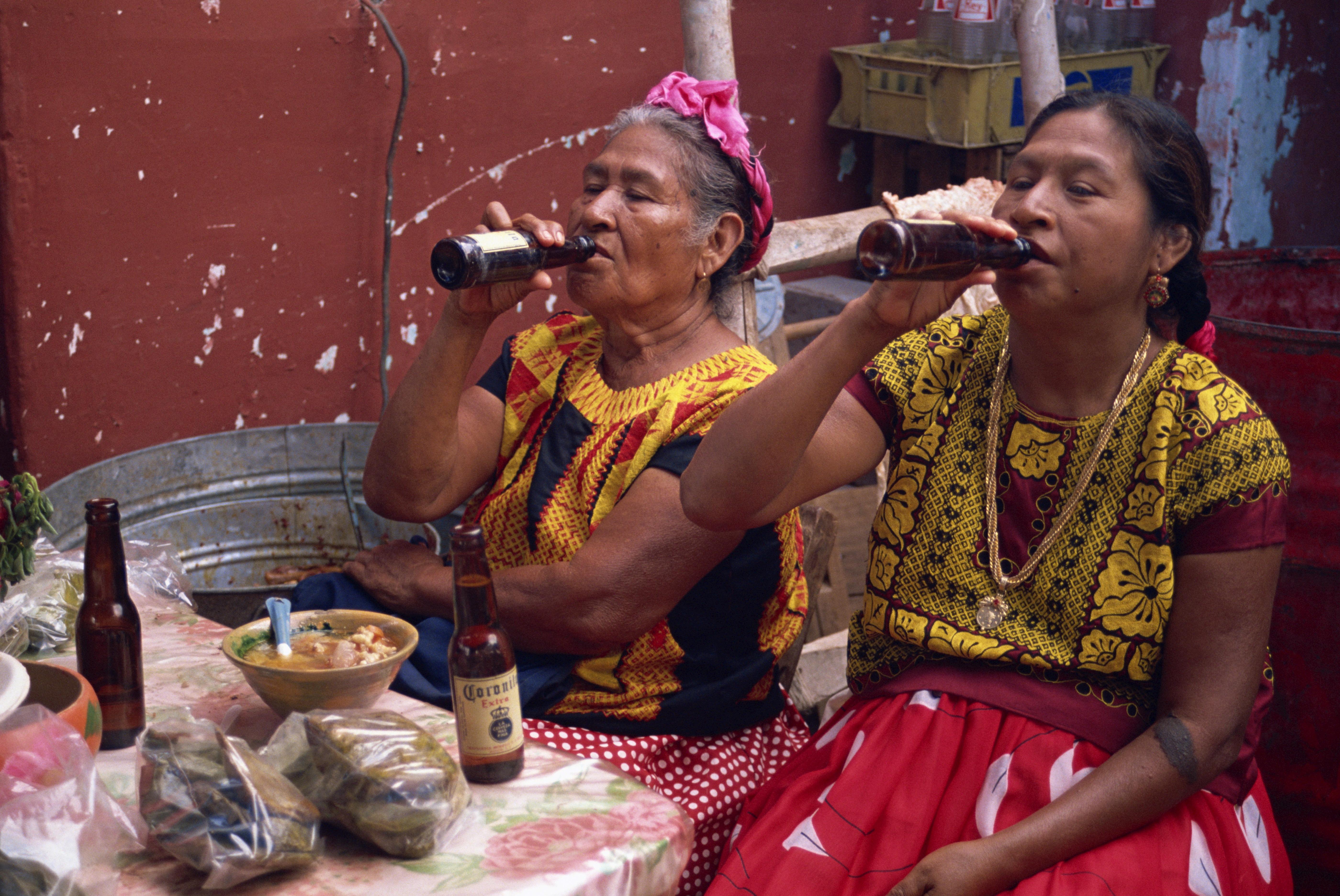 Mexikóban elfogyott a sör