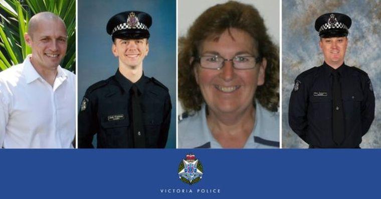 Elítélték az ausztrál férfit, aki segítségnyújtás helyett gúnyolódott négy haldokló rendőrön