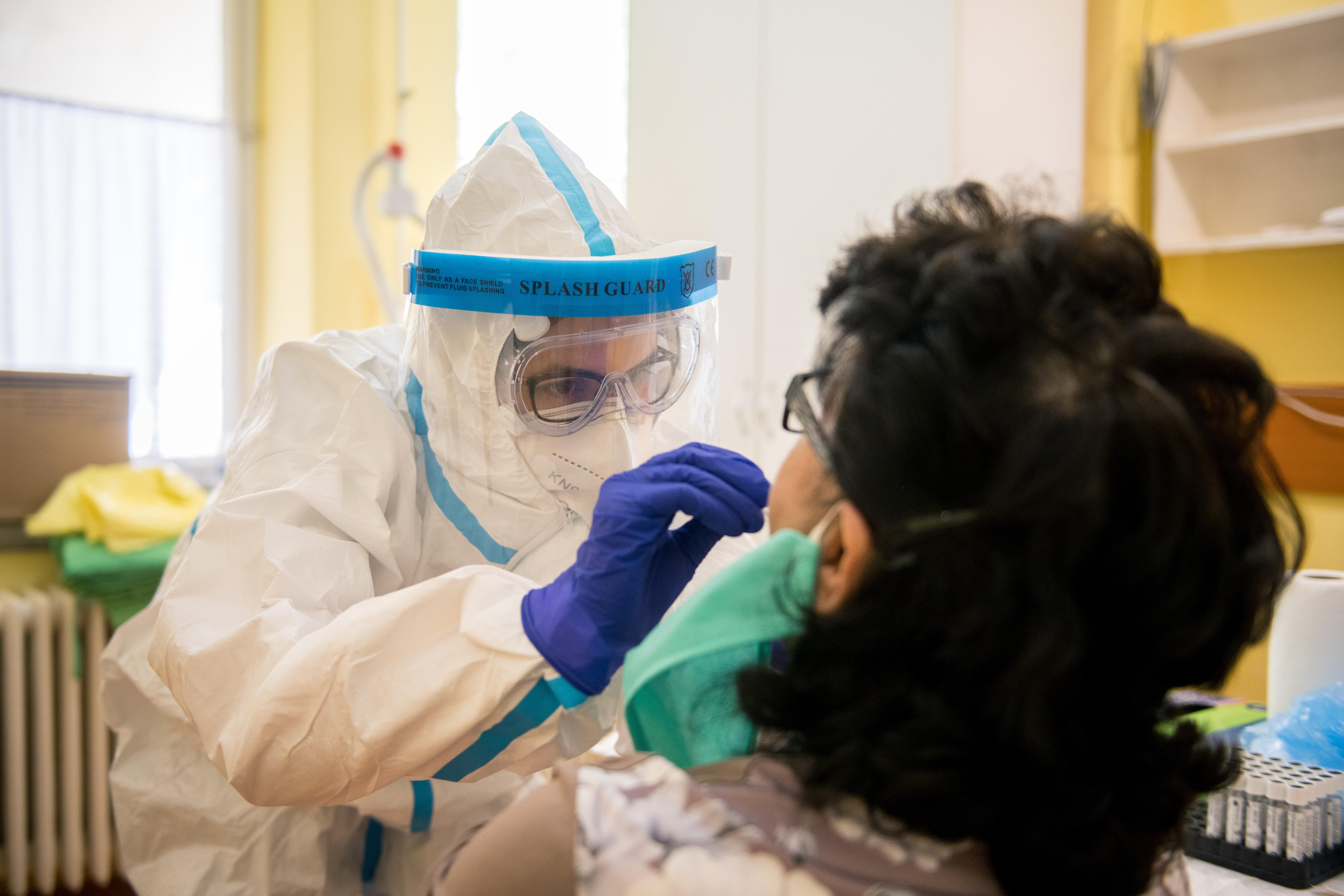Új, kétórás PCR-tesztet fejlesztettek a Semmelweis Egyetemen