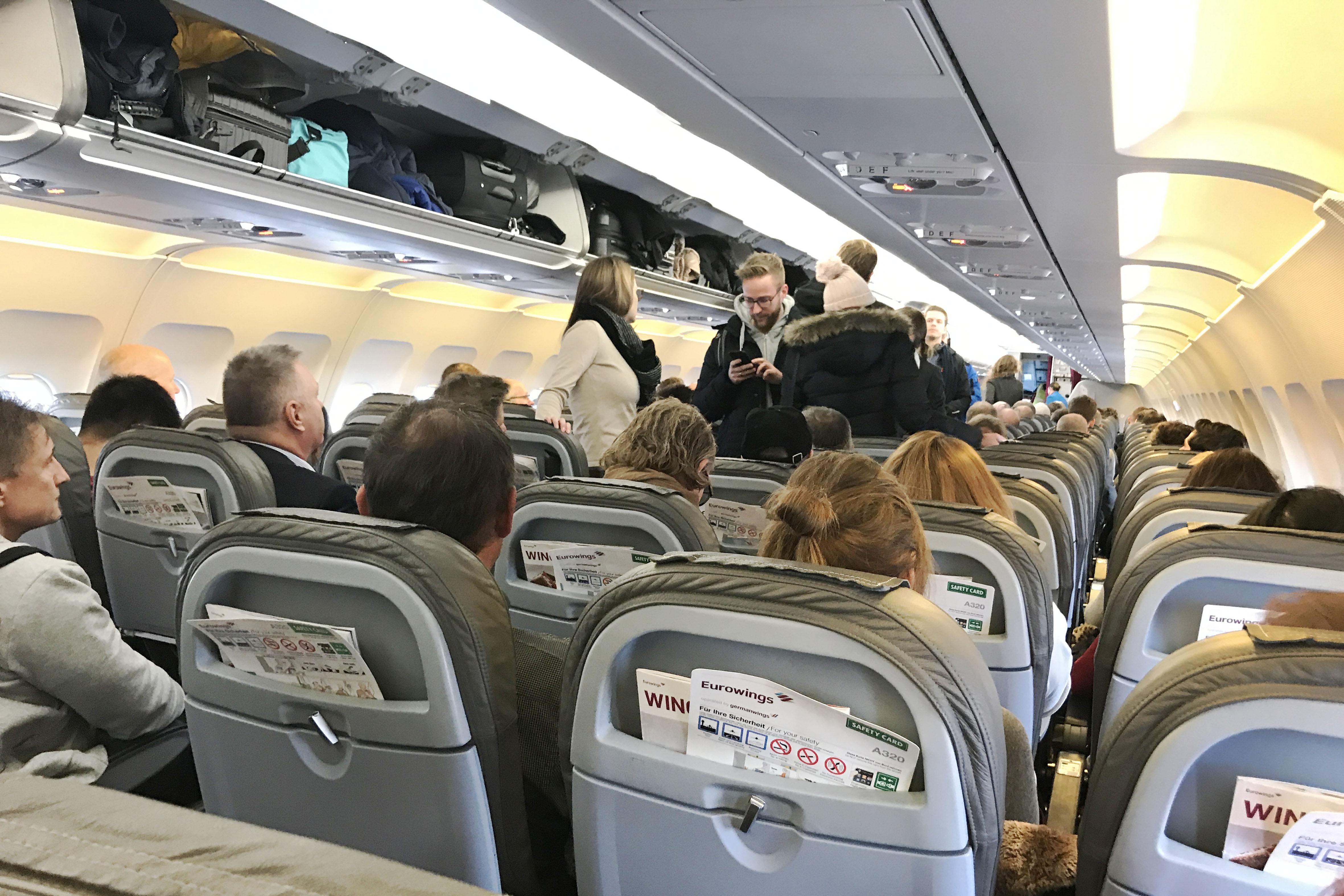 100 ezer utas között egyet sem találtak, aki repülőjáraton kapta volna el a koronavírust