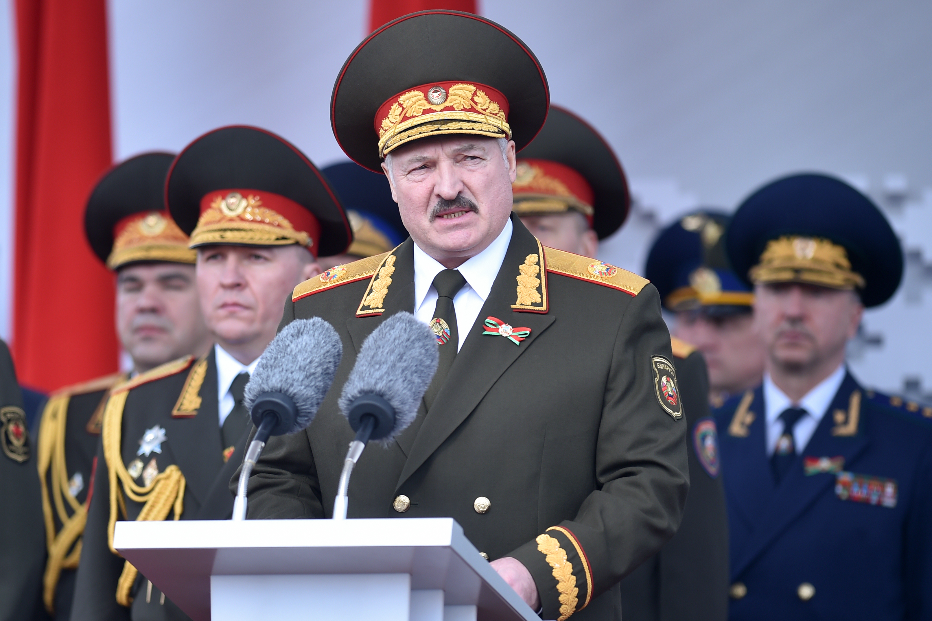Litvánia szerint Minszk illegális bevándorlókat küld a határára hibrid hadviselés részeként