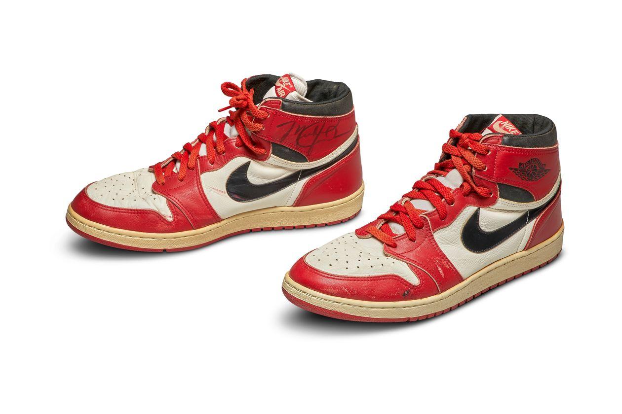 A világ legdrágább használt cipője