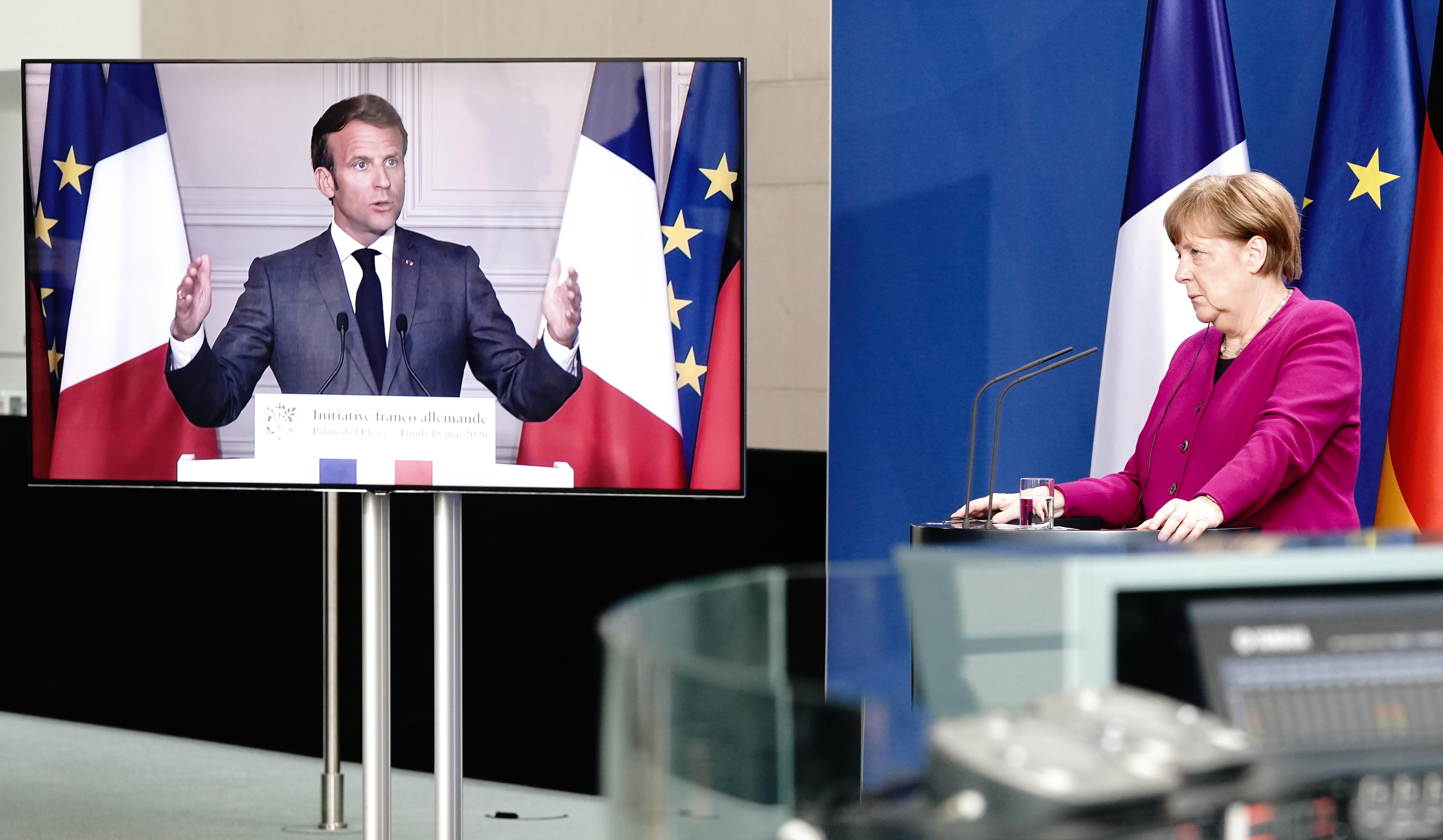 500 milliárd eurós covid-segélyalapot javasol a német és a francia kormány