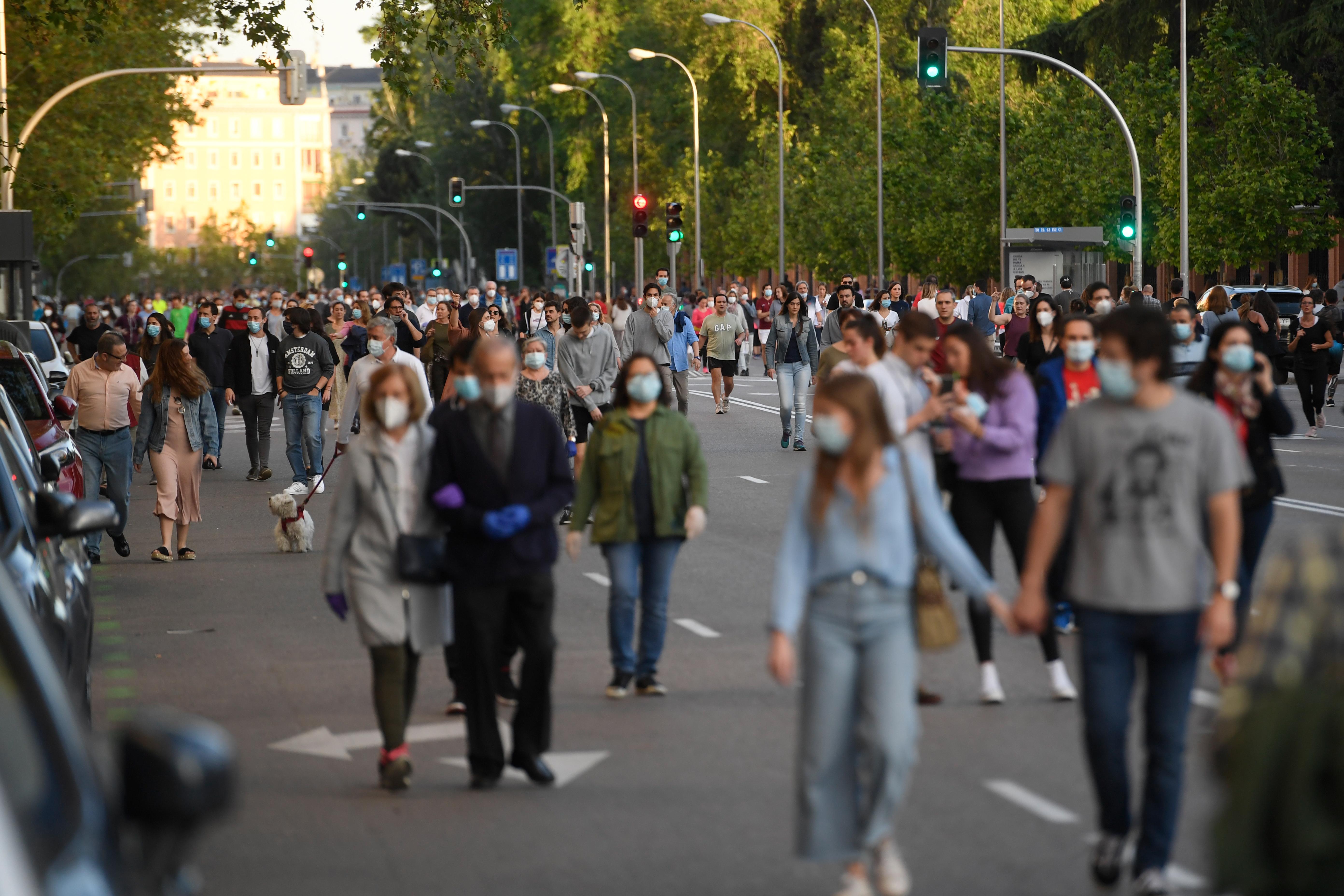 Elkaszálta a madridi tartományi bíróság a spanyol kormány várost lezáró rendeletét