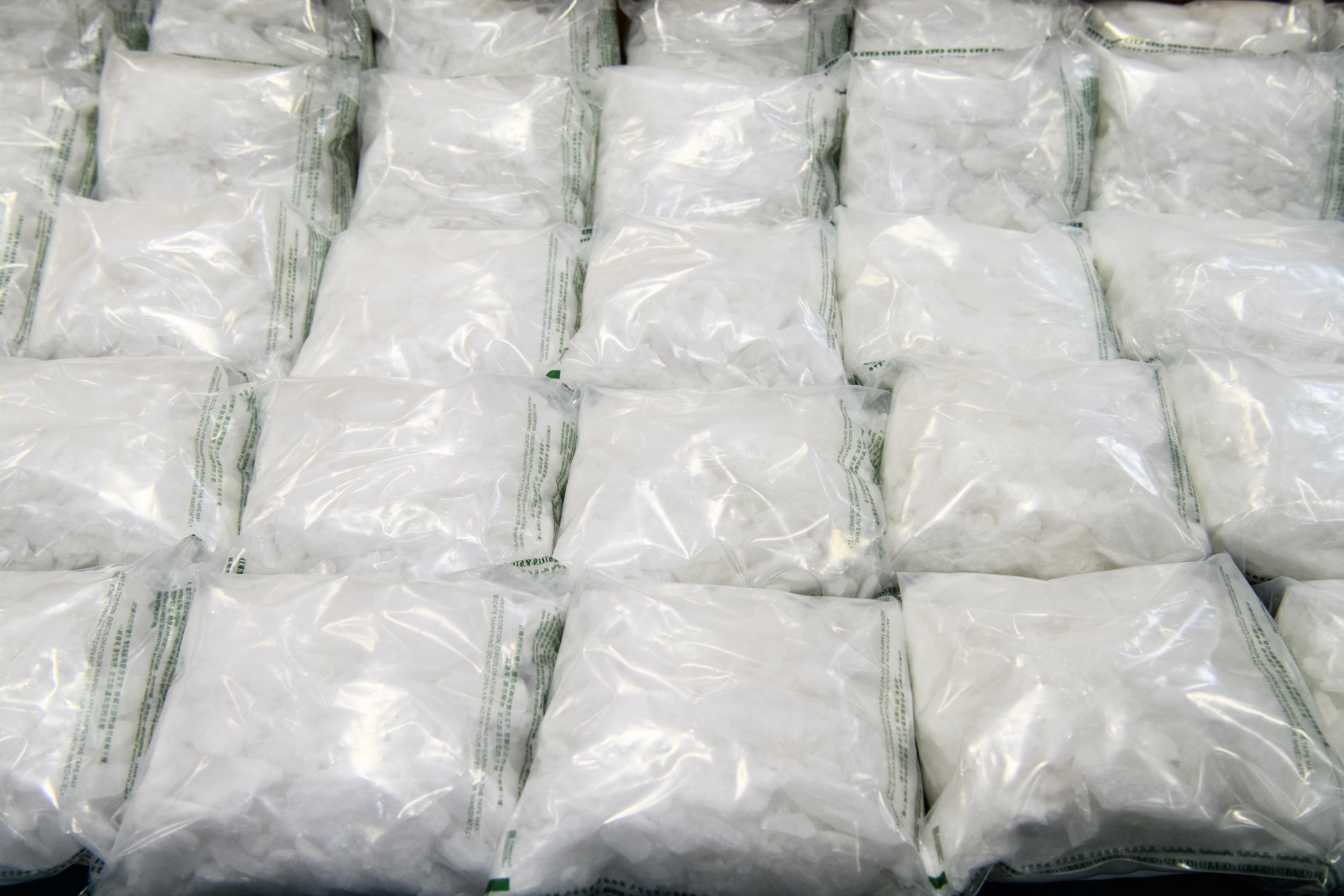 Kétszázmillió tabletta szpídet* foglaltak le Délkelet-Ázsia történetének legnagyobb drogfogásában