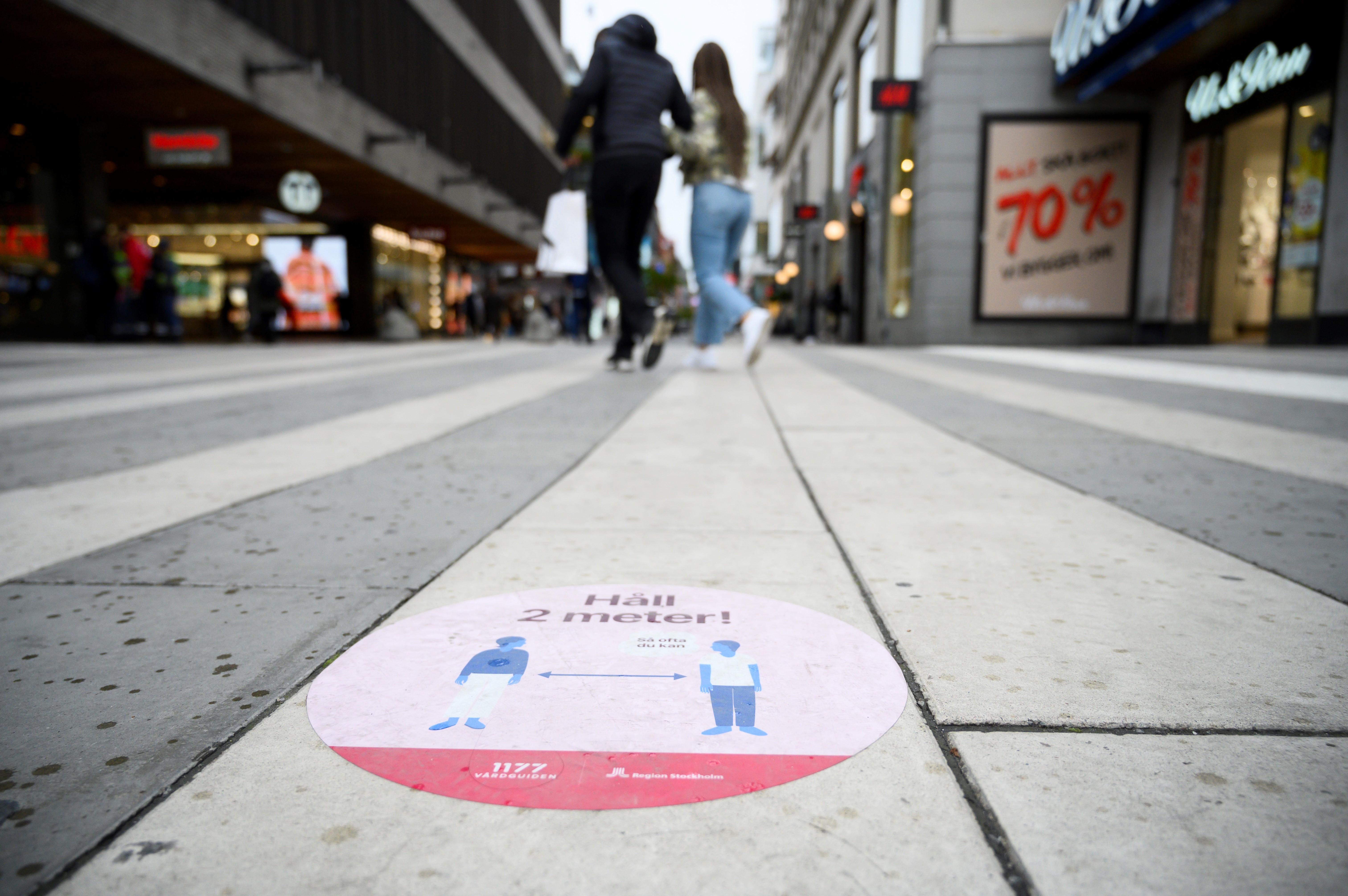 Svédországban is megugrott áprilisban a munkanélküliség