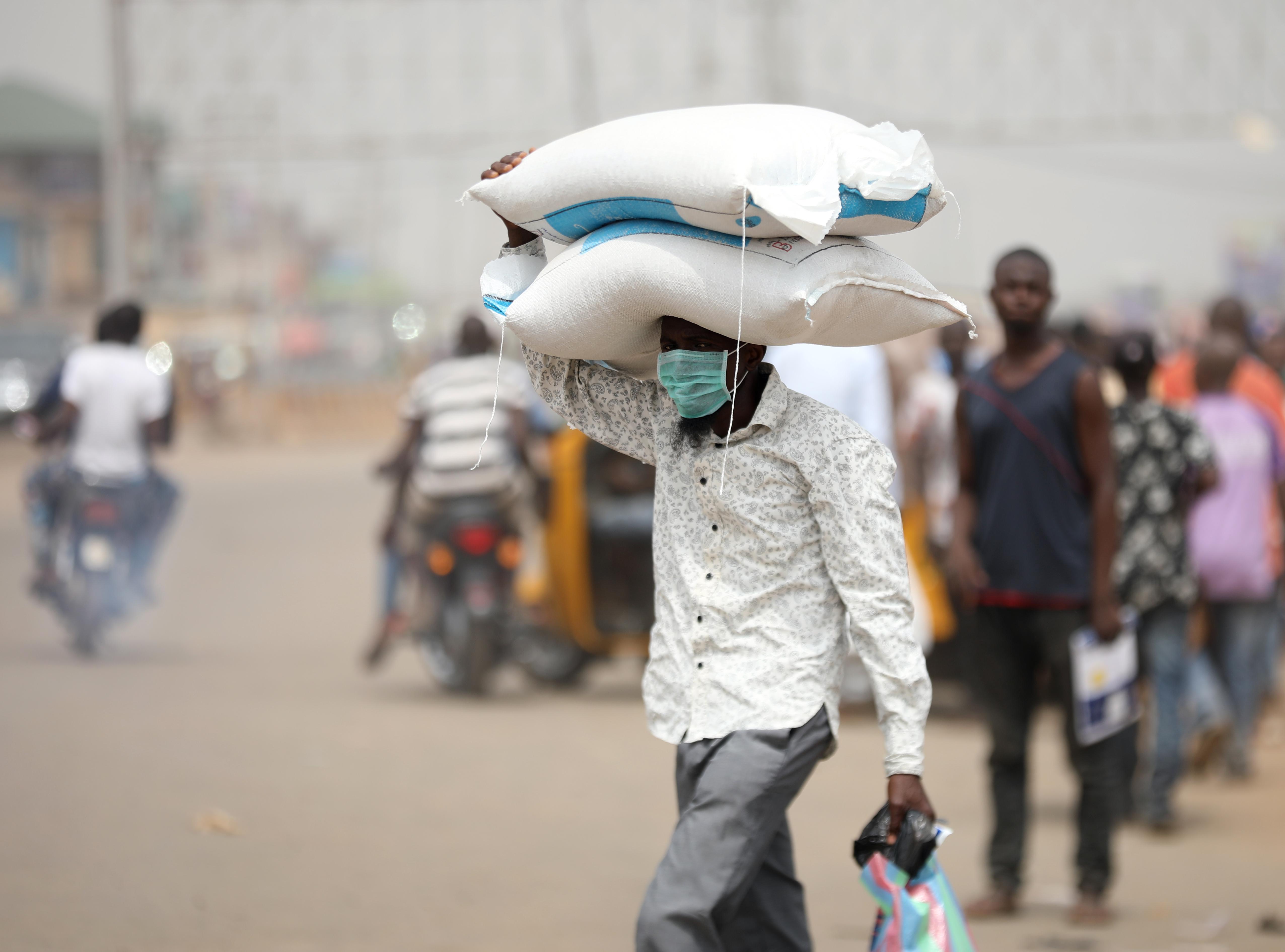 Afrikának 1200 milliárd dollára van szüksége ahhoz, kilábaljon a pandémia okozta válságból