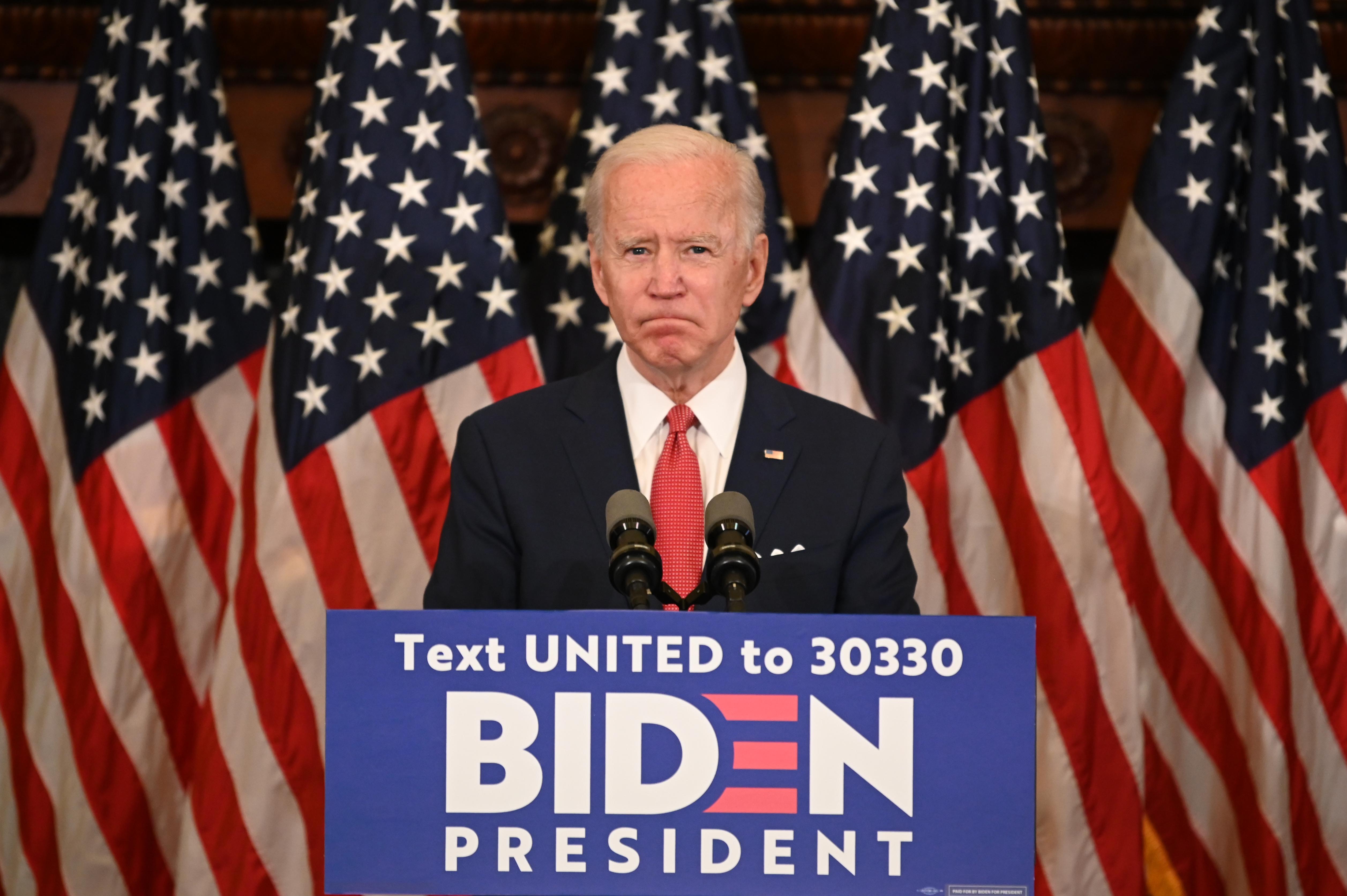 """Joe Biden: """"Nem kapok levegőt"""""""