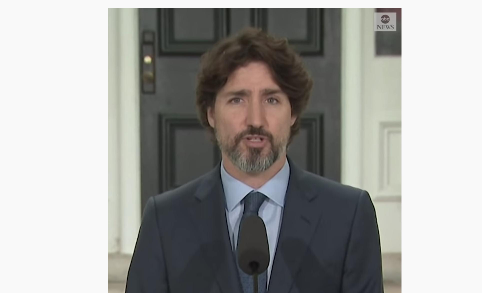 Megkérdezték Trudeau-tól, miért vonakodik nyilatkozni Trumpról, erre előadta minden idők vonakodását