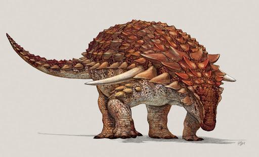 Páfrányt evett a dinoszaurusz, mielőtt a folyóba fulladt