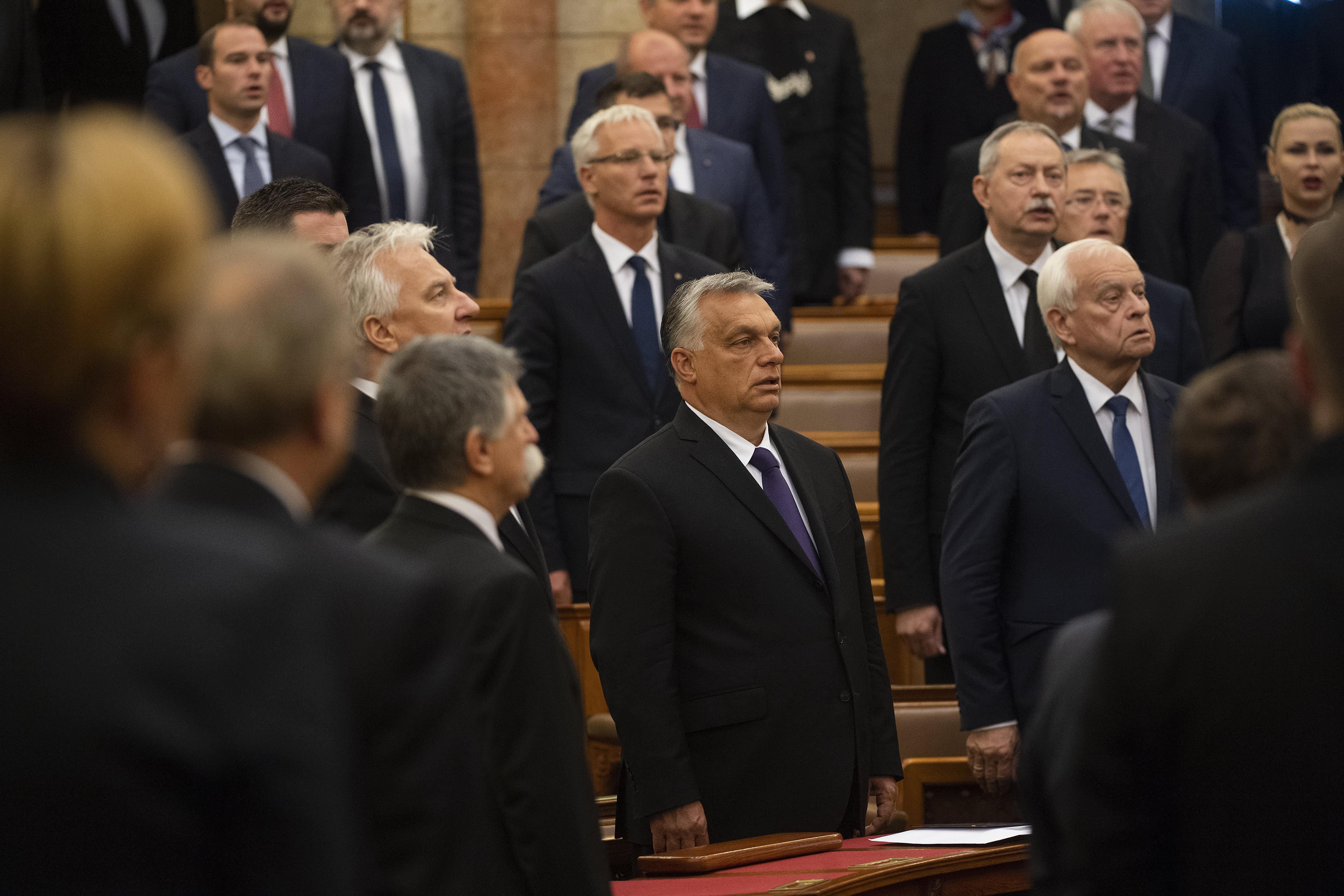 Orbán nagyra értékeli a Karácsony által kezdeményezett trianoni megemlékezést