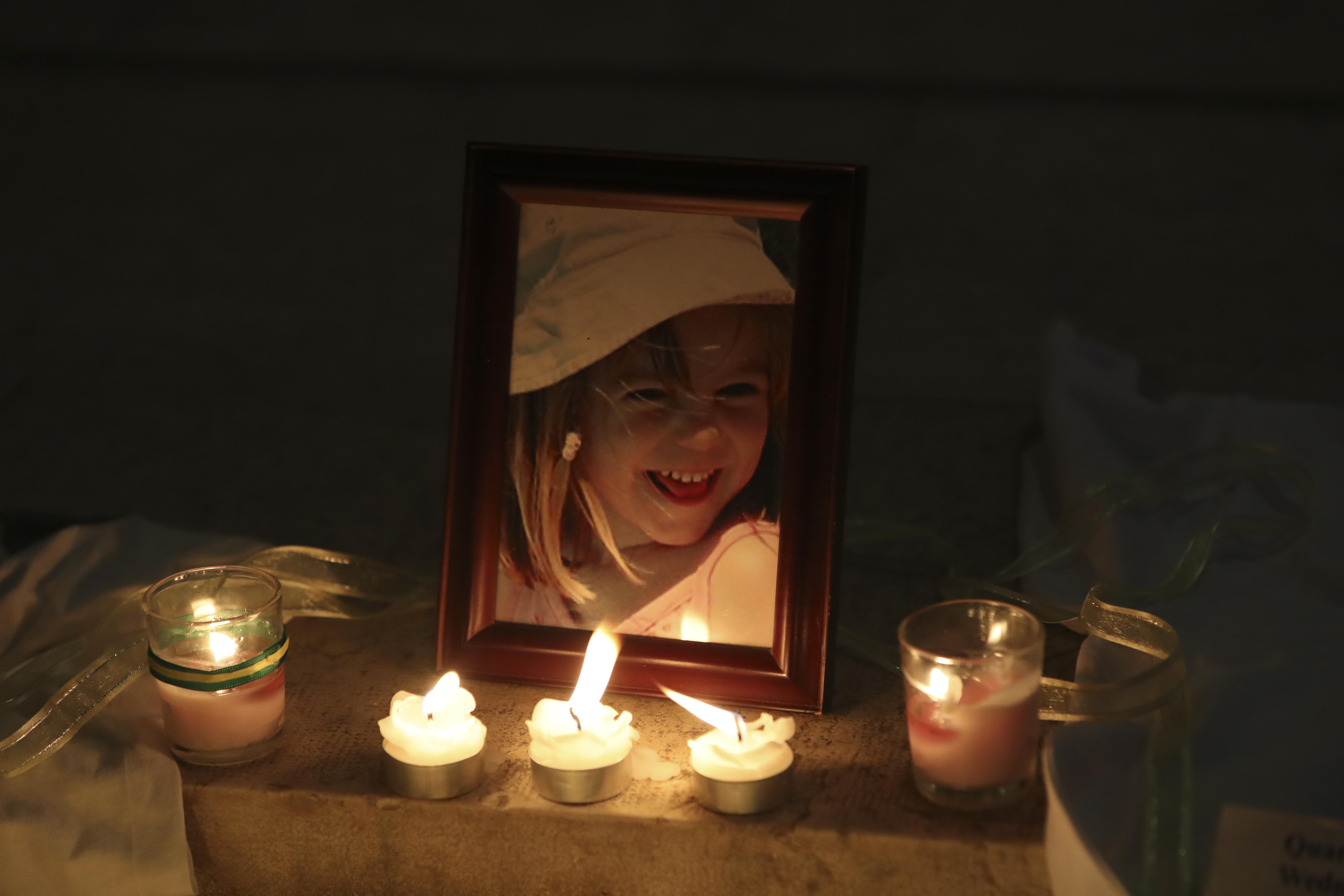 A meggyilkolásával gyanúsított német férfi kertjében keresik Madeleine McCann holttestét